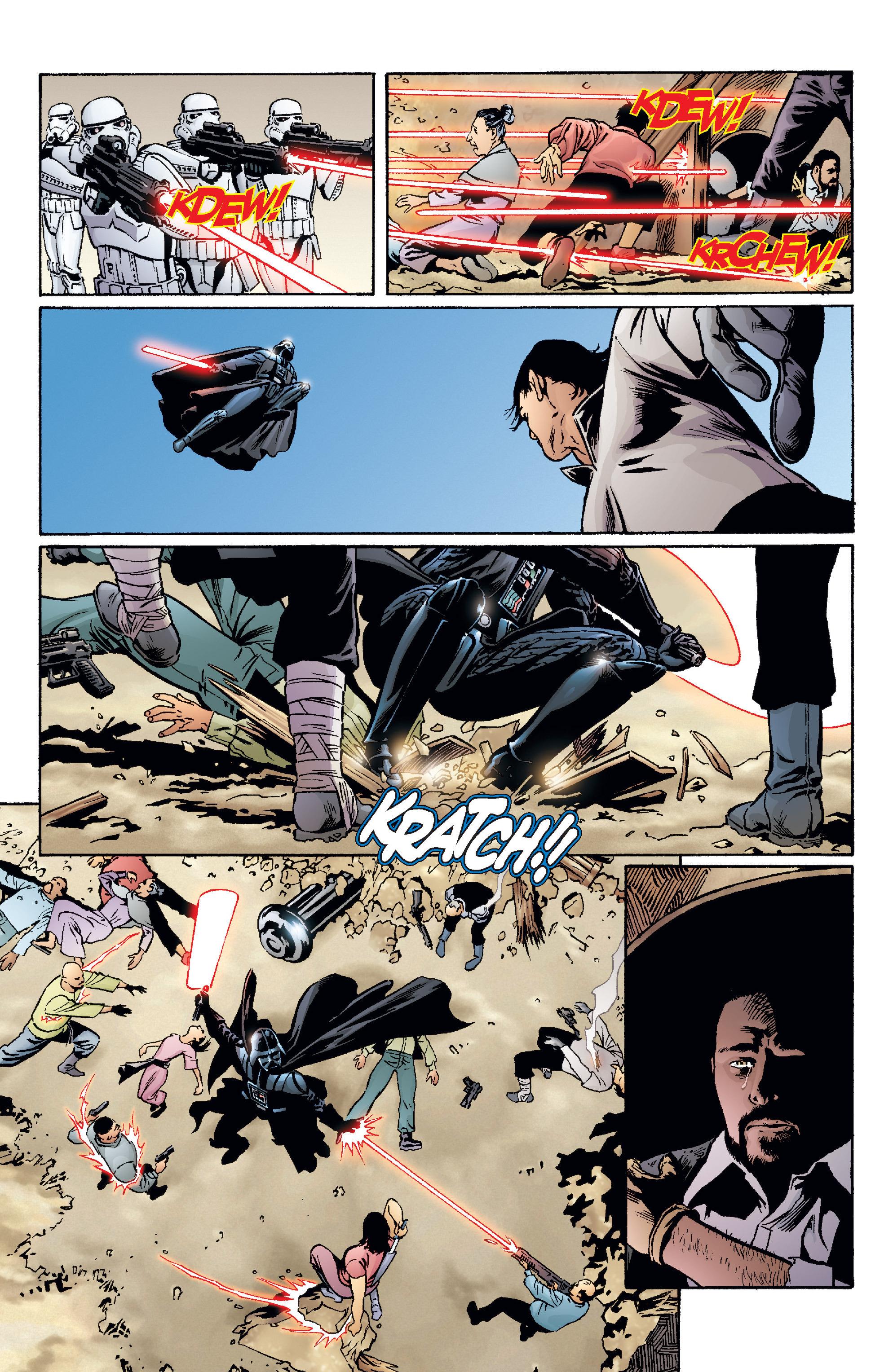 Read online Star Wars Omnibus comic -  Issue # Vol. 20 - 252