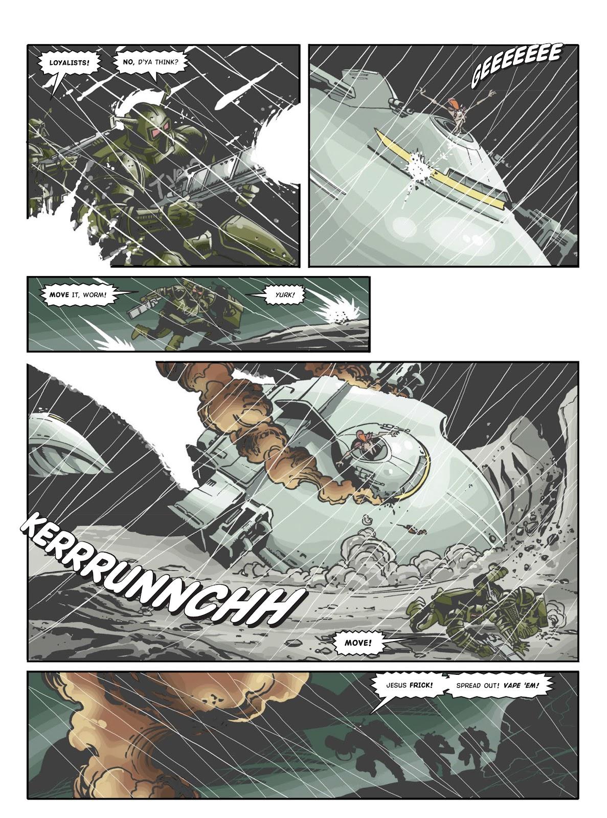 Judge Dredd Megazine (Vol. 5) Issue #381 #180 - English 81