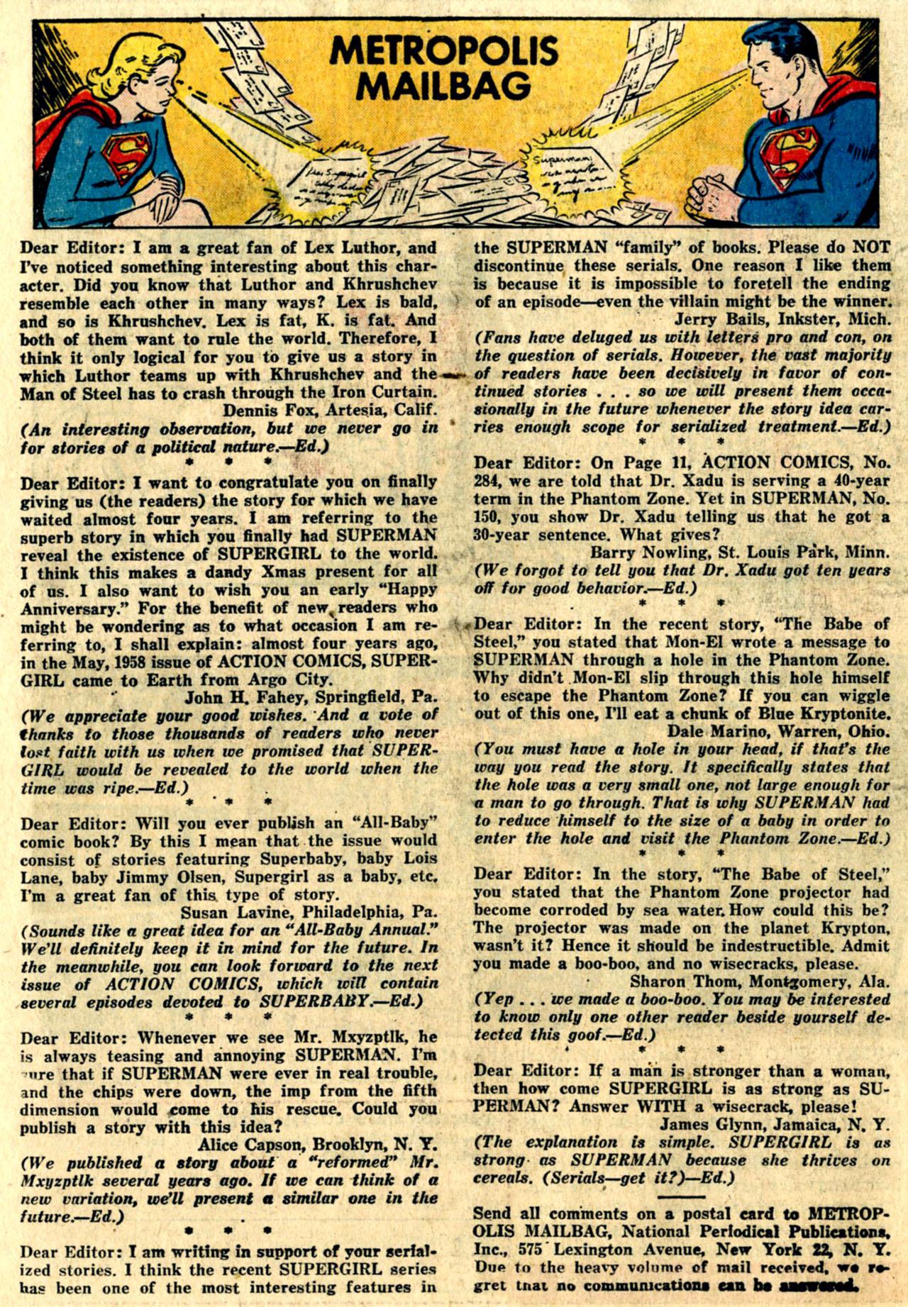 Action Comics (1938) 287 Page 17