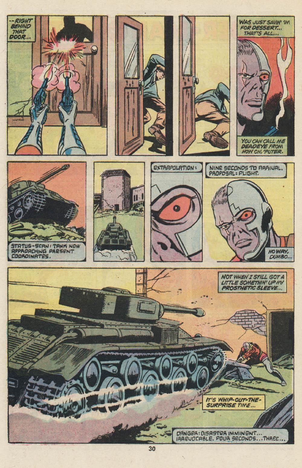 Read online Astonishing Tales (1970) comic -  Issue #30 - 18