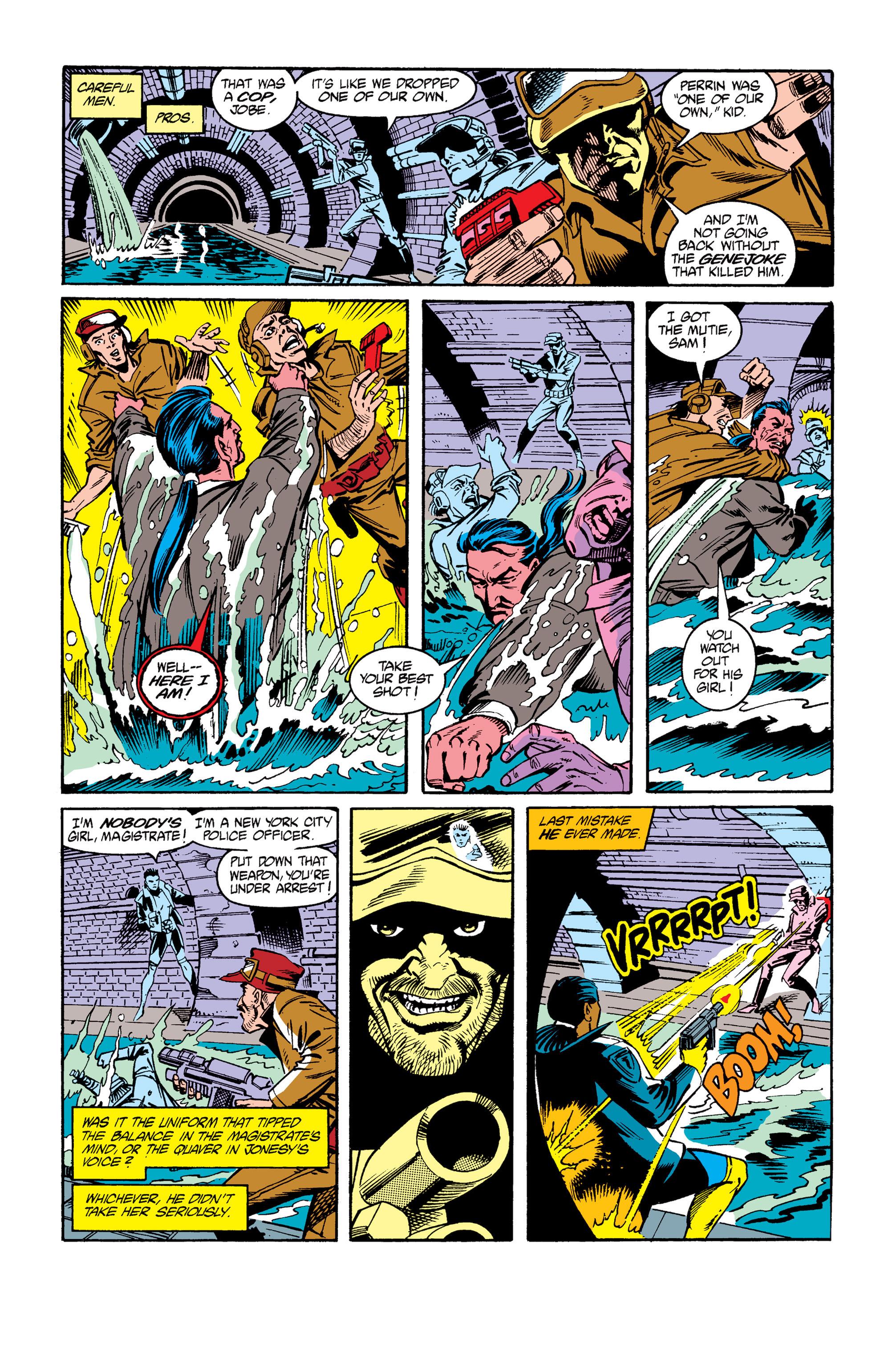 Read online Uncanny X-Men (1963) comic -  Issue #264 - 13