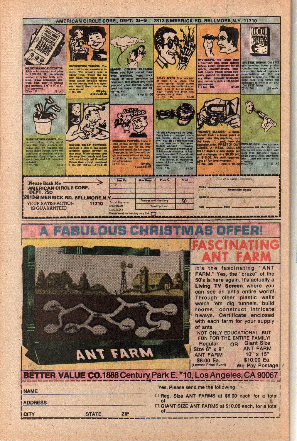 Read online Shazam! (1973) comic -  Issue #27 - 34