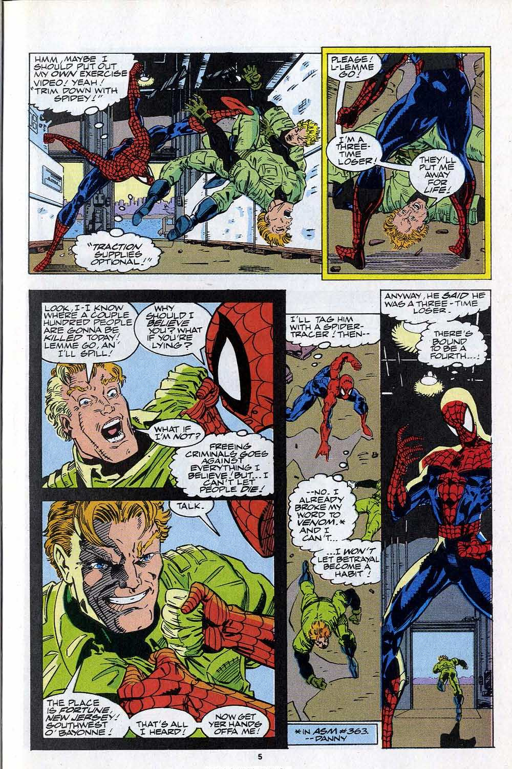 The Amazing Spider-Man (1963) _Annual_26 Page 6