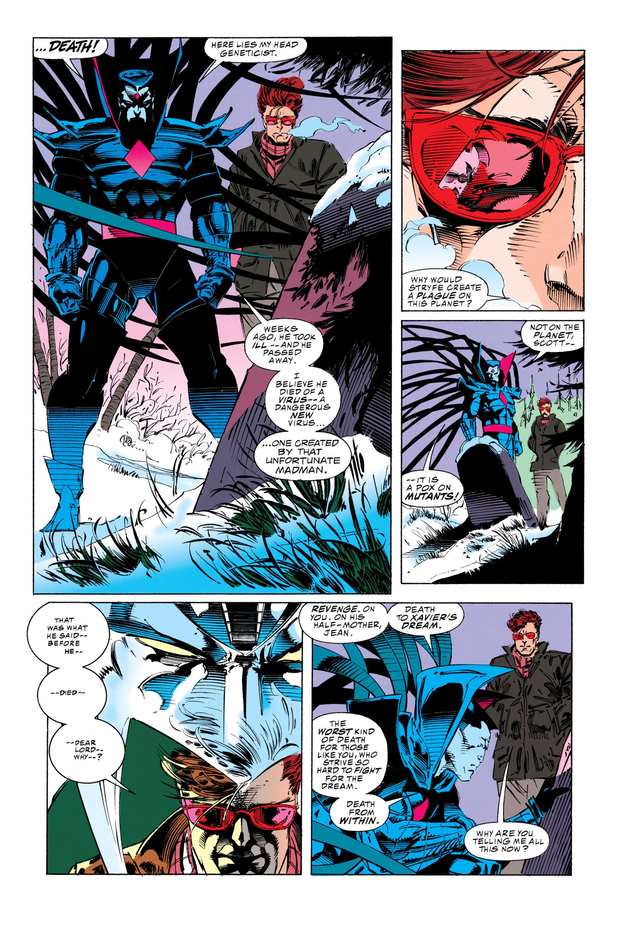X-Men (1991) 23 Page 4