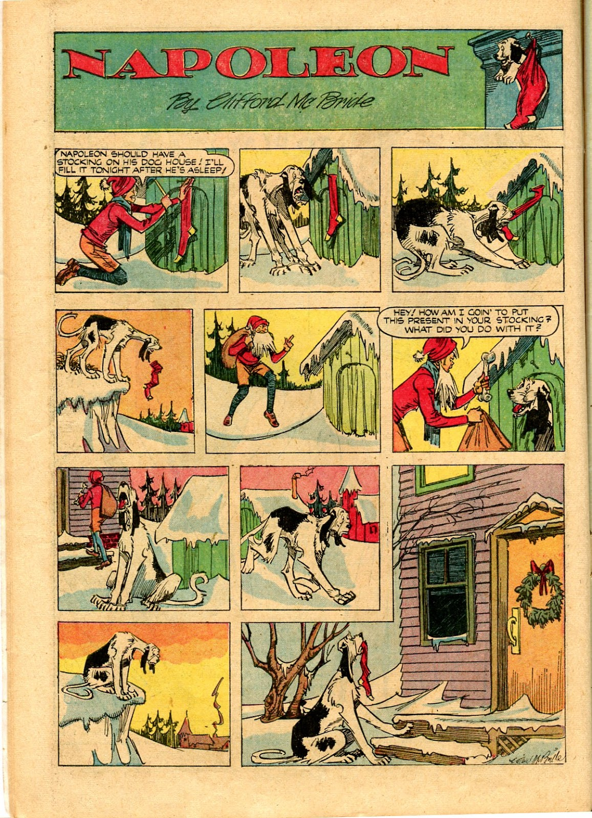 Read online Famous Funnies comic -  Issue #101 - 18