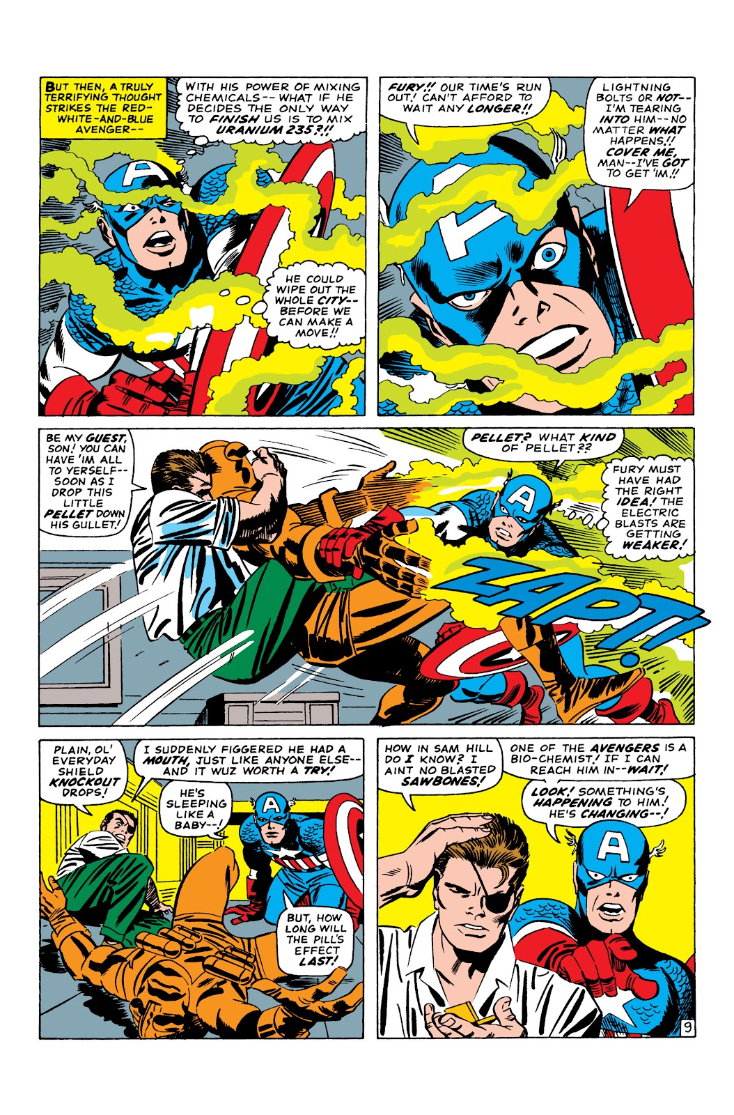 Read online Marvel Masterworks: The Invincible Iron Man comic -  Issue # TPB 3 (Part 3) - 100