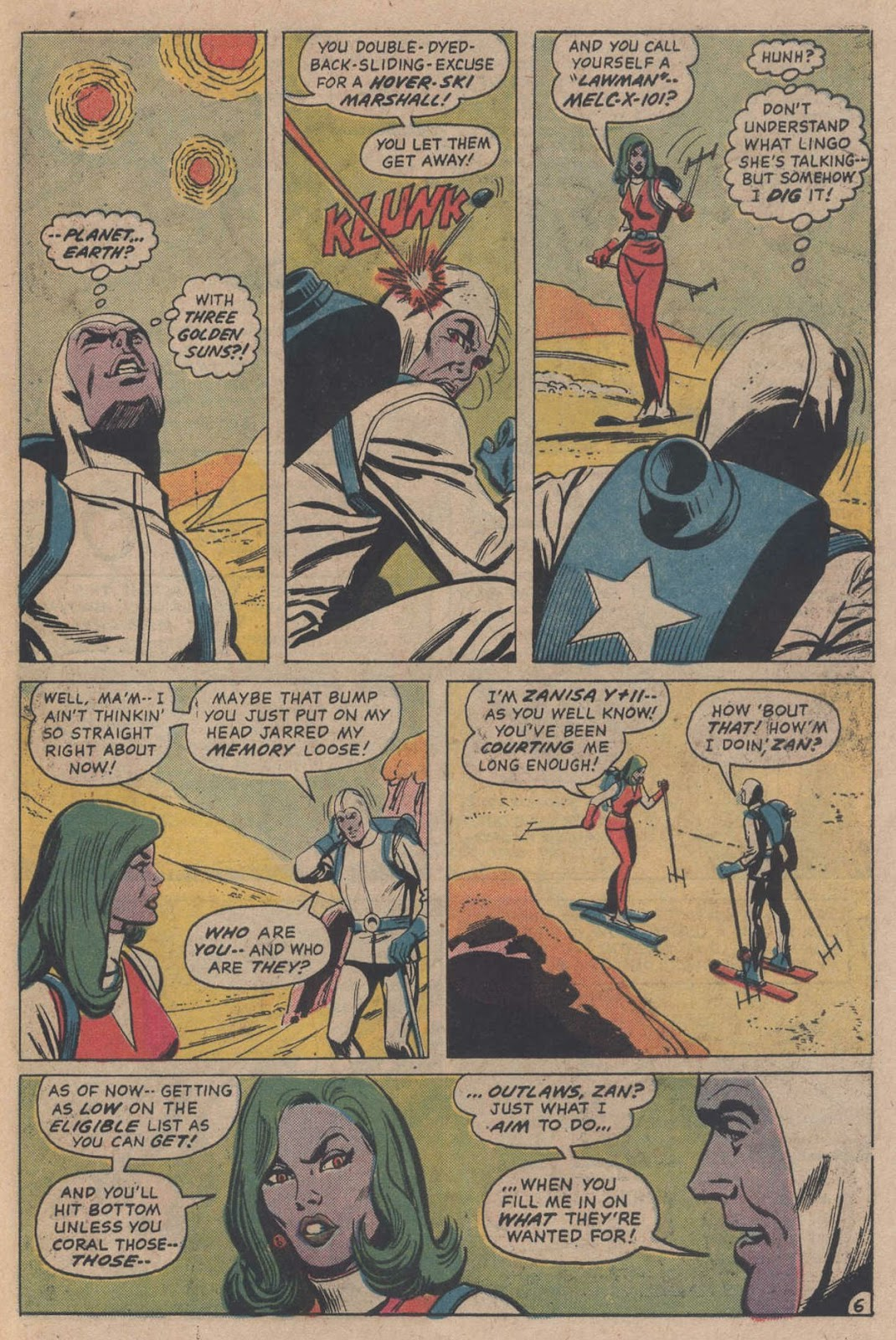 Read online Strange Sports Stories (1973) comic -  Issue #5 - 26