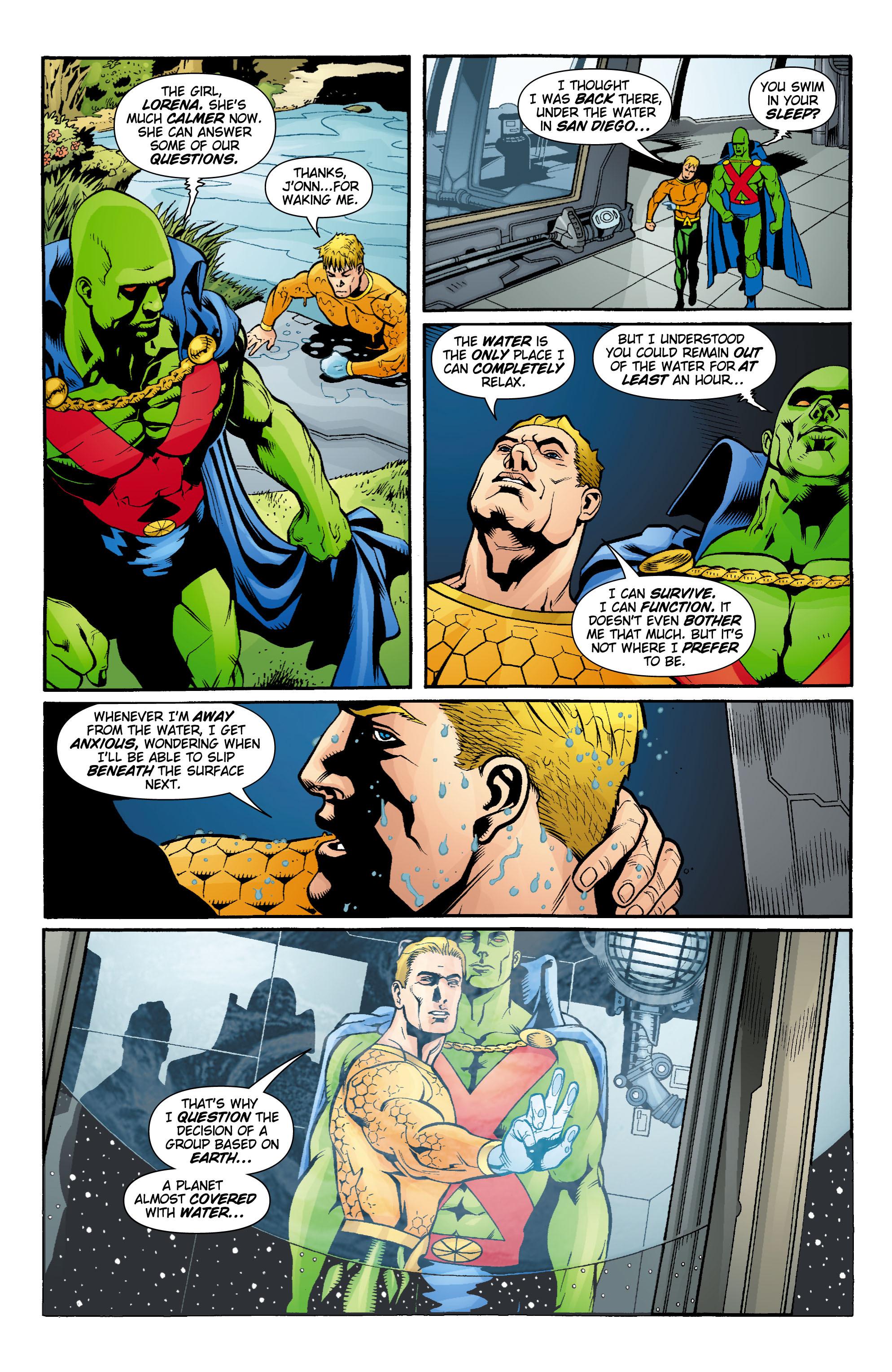 Read online Aquaman (2003) comic -  Issue #16 - 14