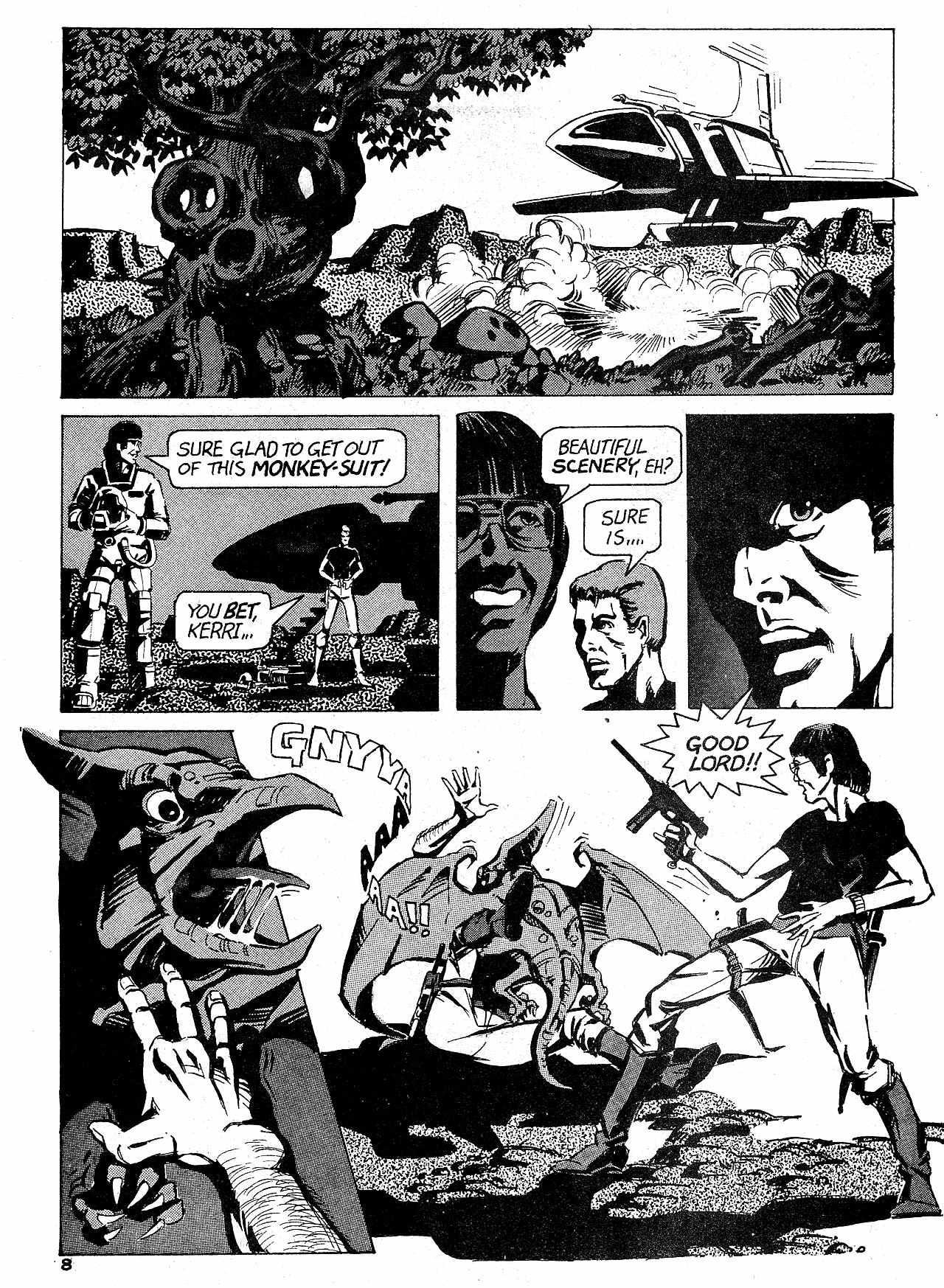 Read online Star*Reach comic -  Issue #8 - 20