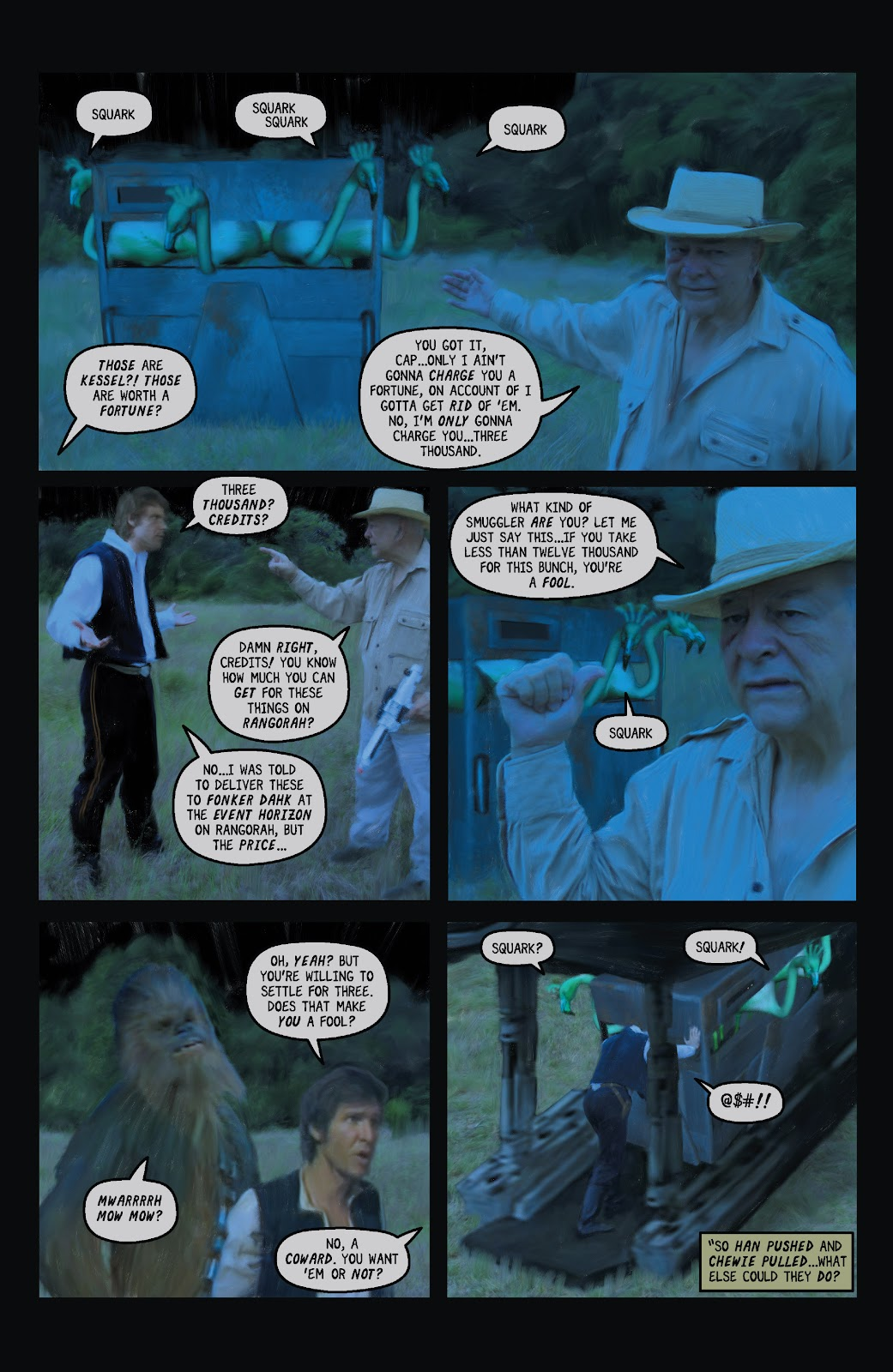 Read online Star Wars Legends Epic Collection: The Empire comic -  Issue # TPB 5 (Part 5) - 47