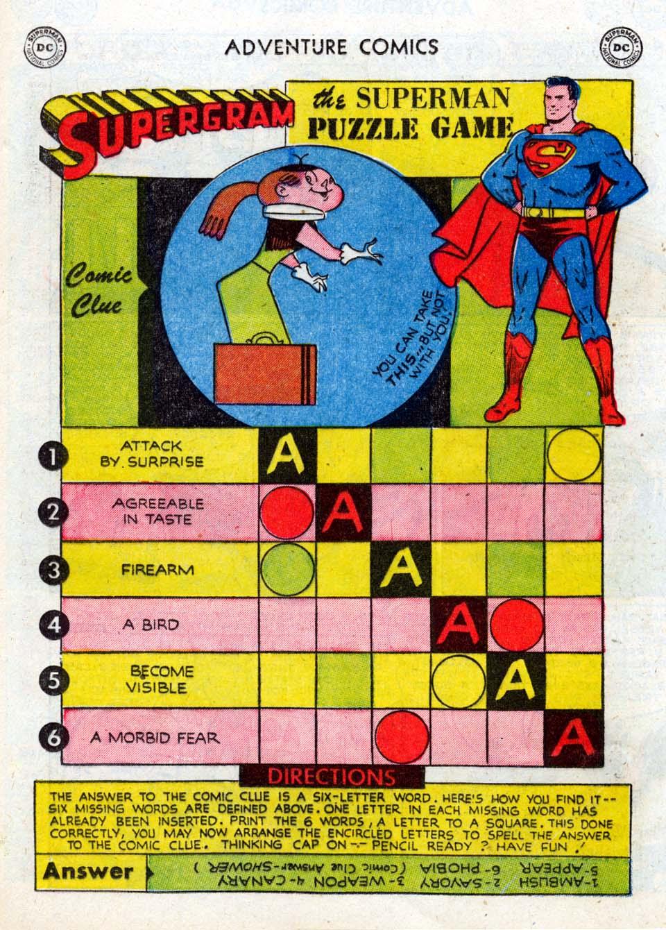 Read online Adventure Comics (1938) comic -  Issue #211 - 24