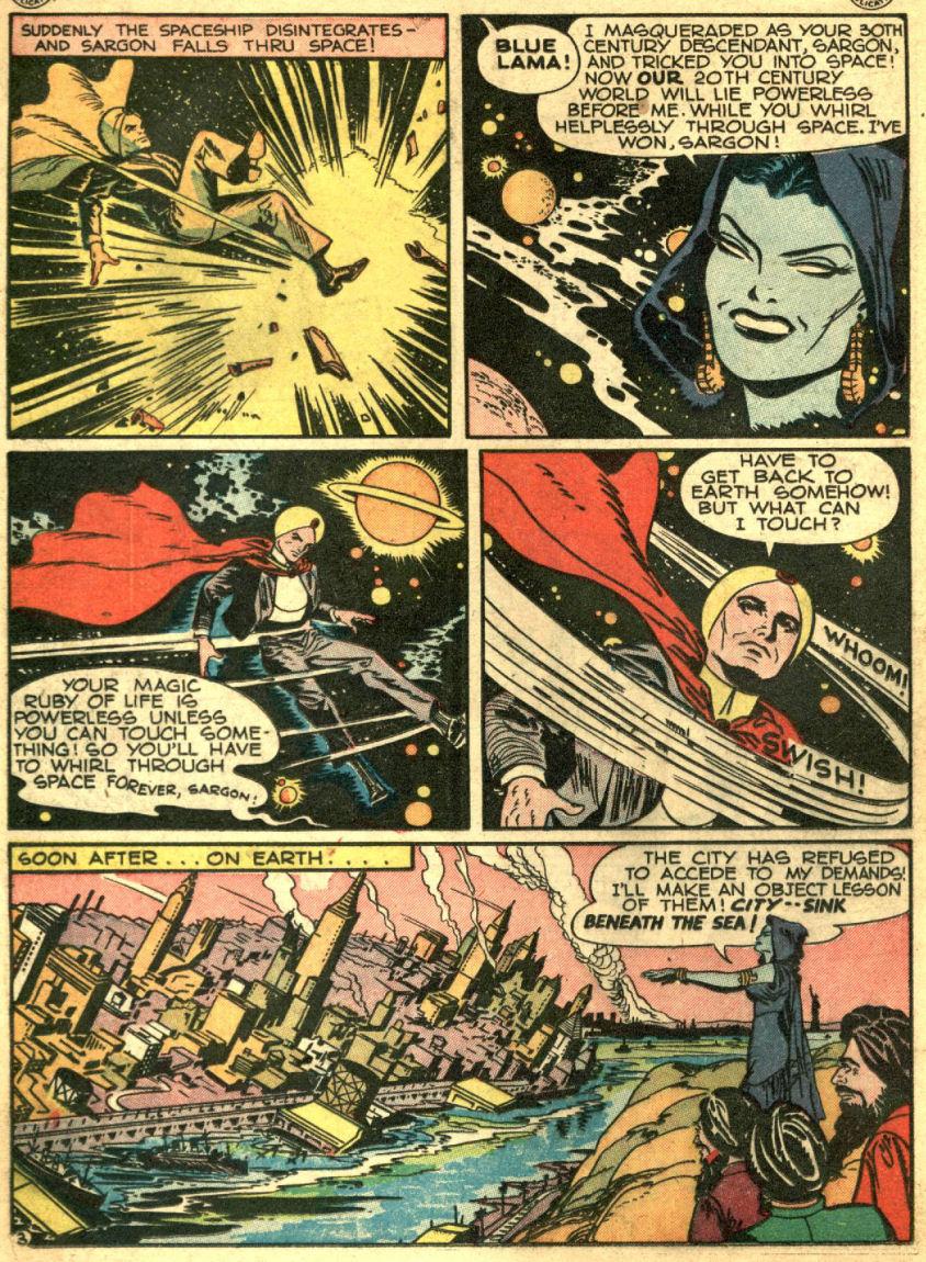 Read online Sensation (Mystery) Comics comic -  Issue #69 - 28