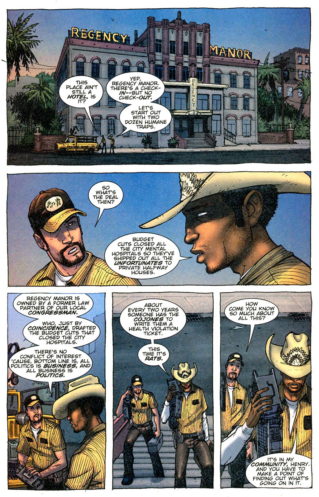 Read online The Exterminators comic -  Issue #3 - 6