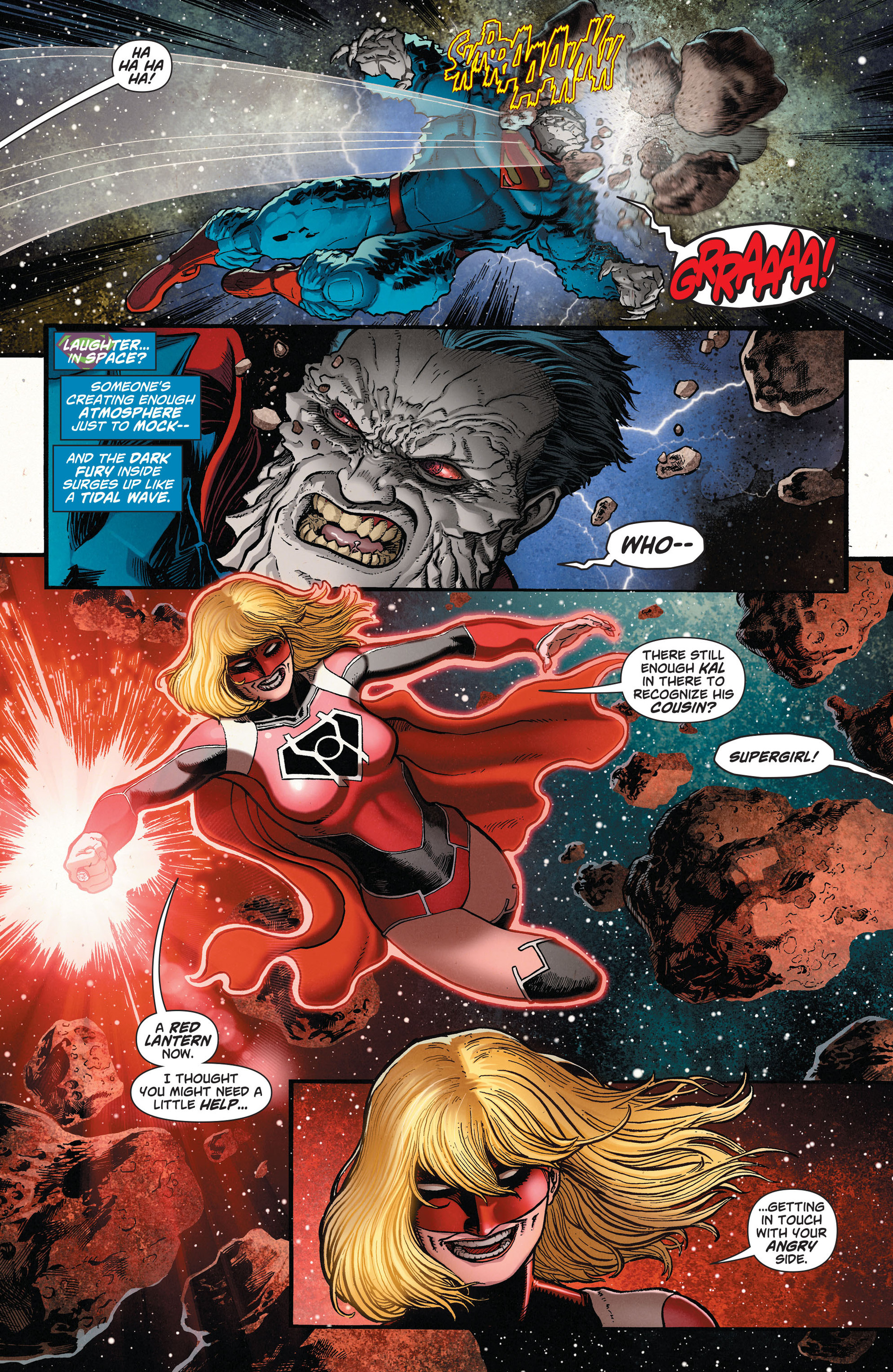 Read online Action Comics (2011) comic -  Issue #33 - 8