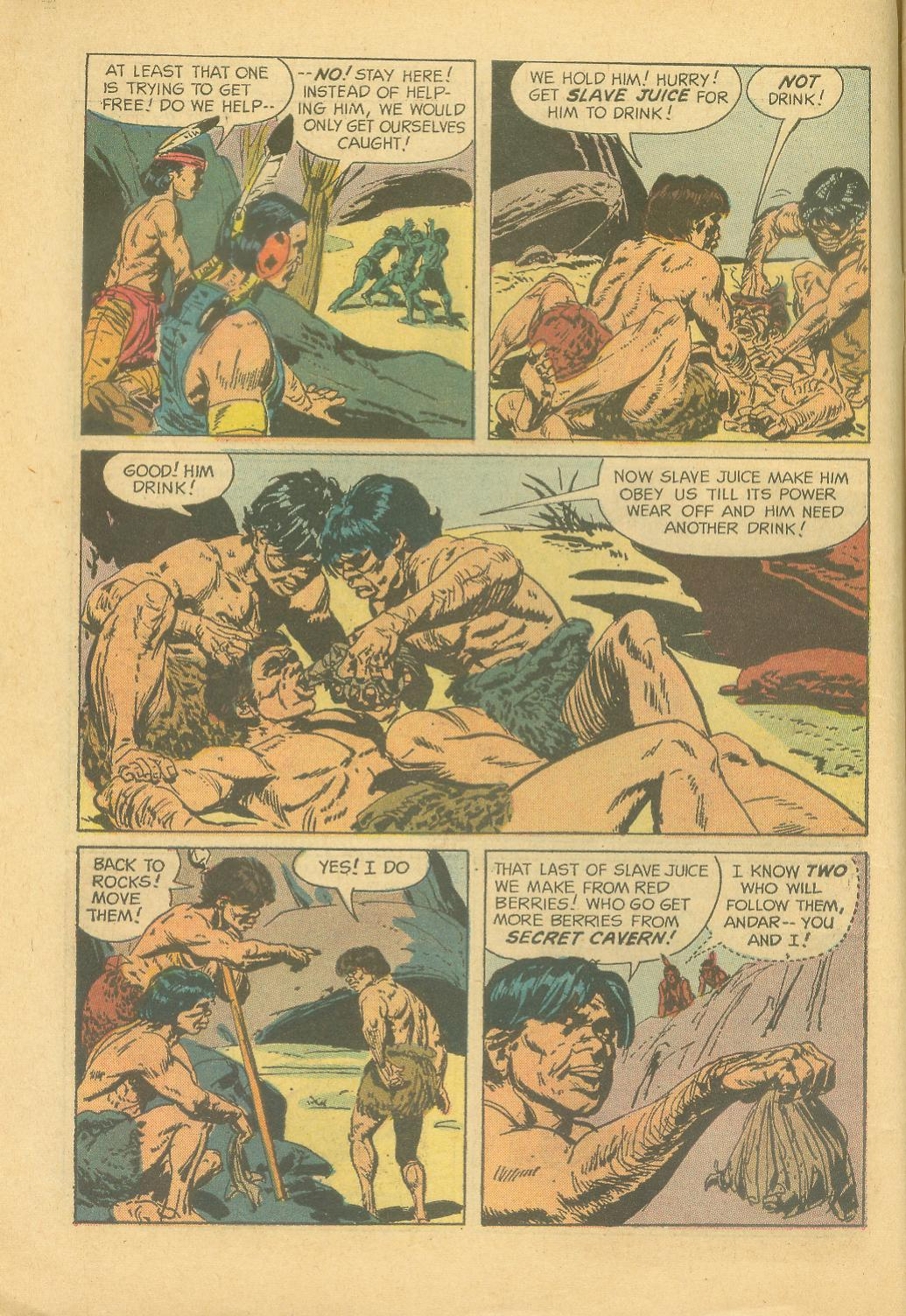 Read online Turok, Son of Stone comic -  Issue #28 - 6