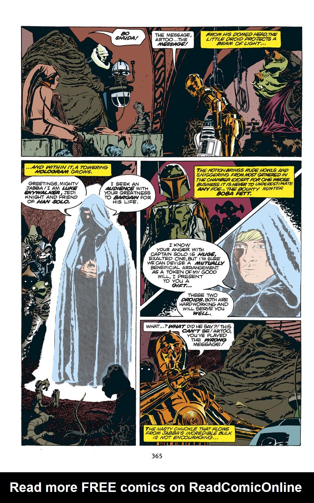 Read online Star Wars Omnibus comic -  Issue # Vol. 18.5 - 84