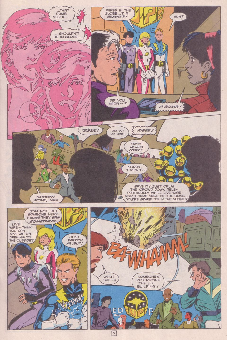 Legionnaires issue 0 - Page 10