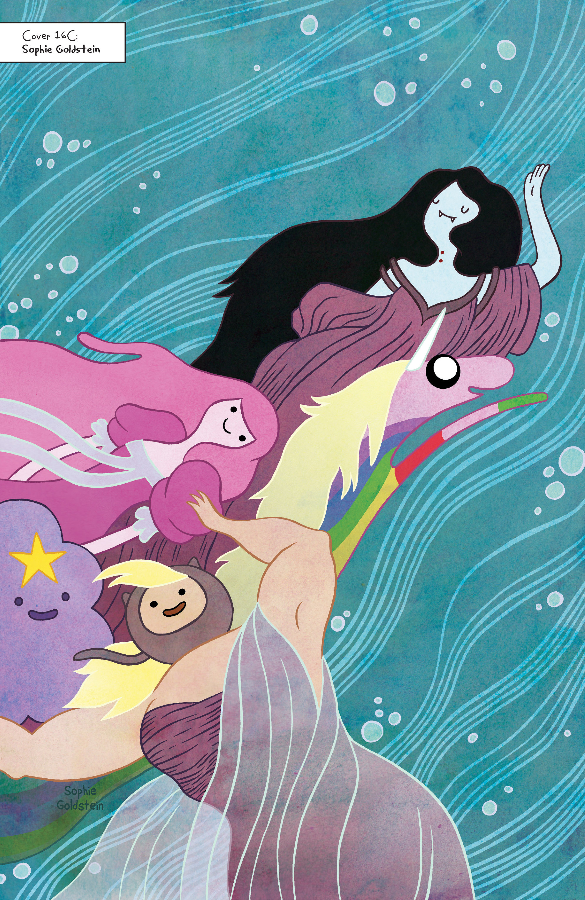 Read online Adventure Time comic -  Issue #Adventure Time _TPB 4 - 107