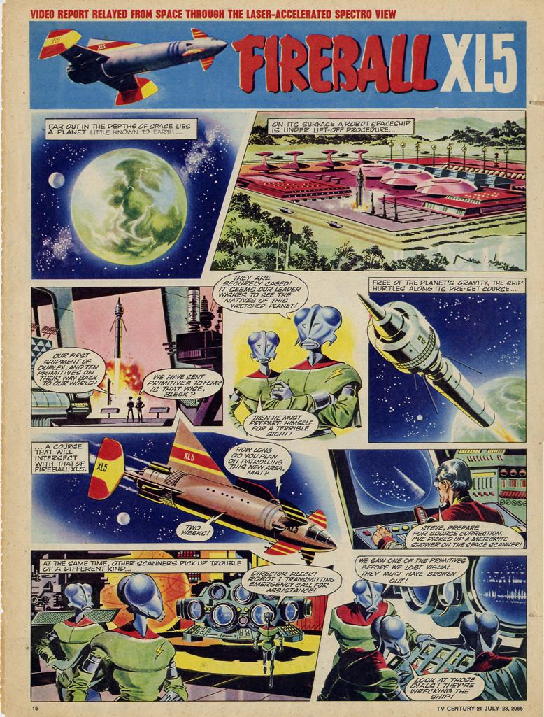 Read online TV Century 21 (TV 21) comic -  Issue #79 - 15