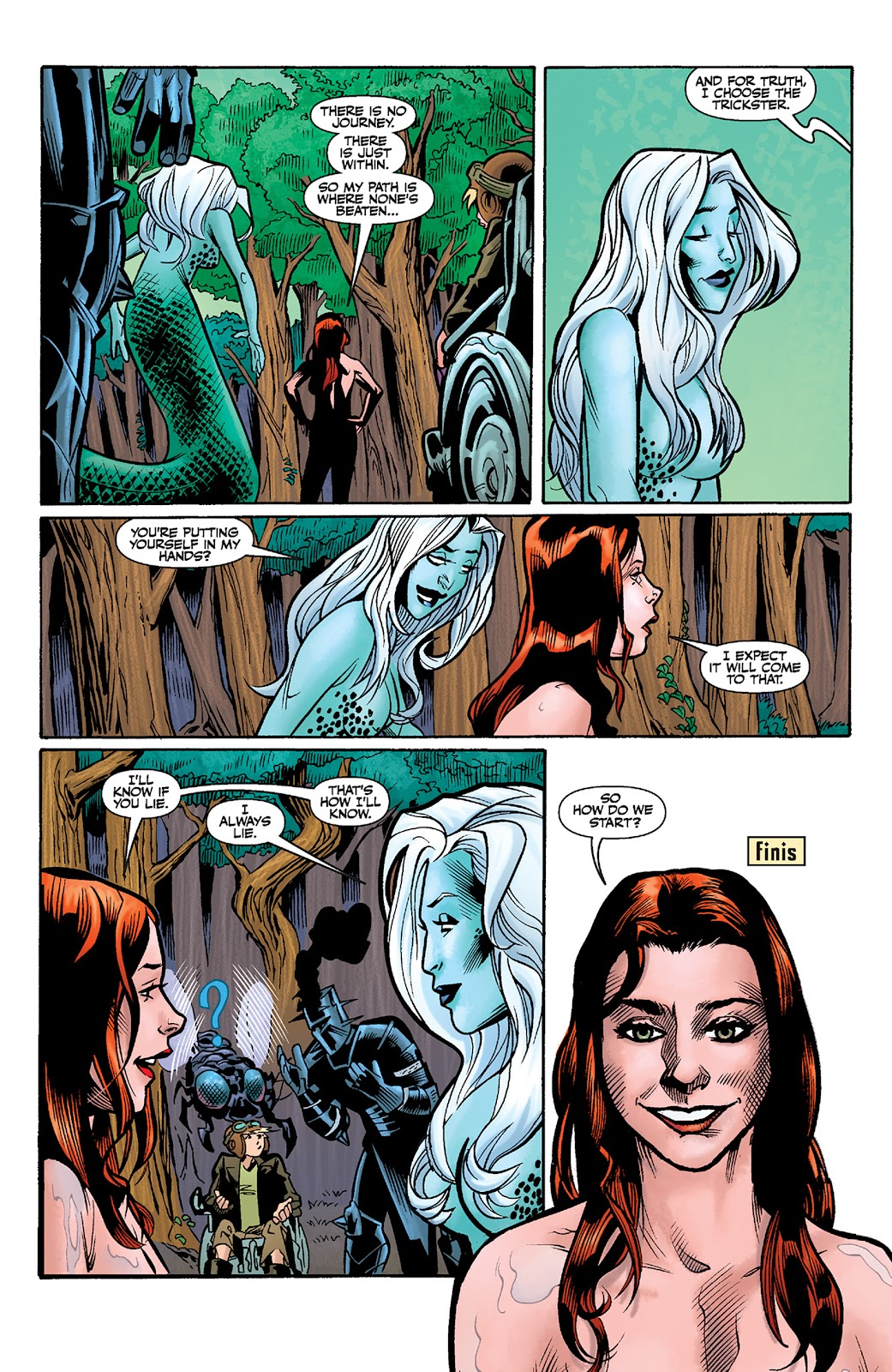 Read online Buffy the Vampire Slayer: Willow comic -  Issue # Full - 22