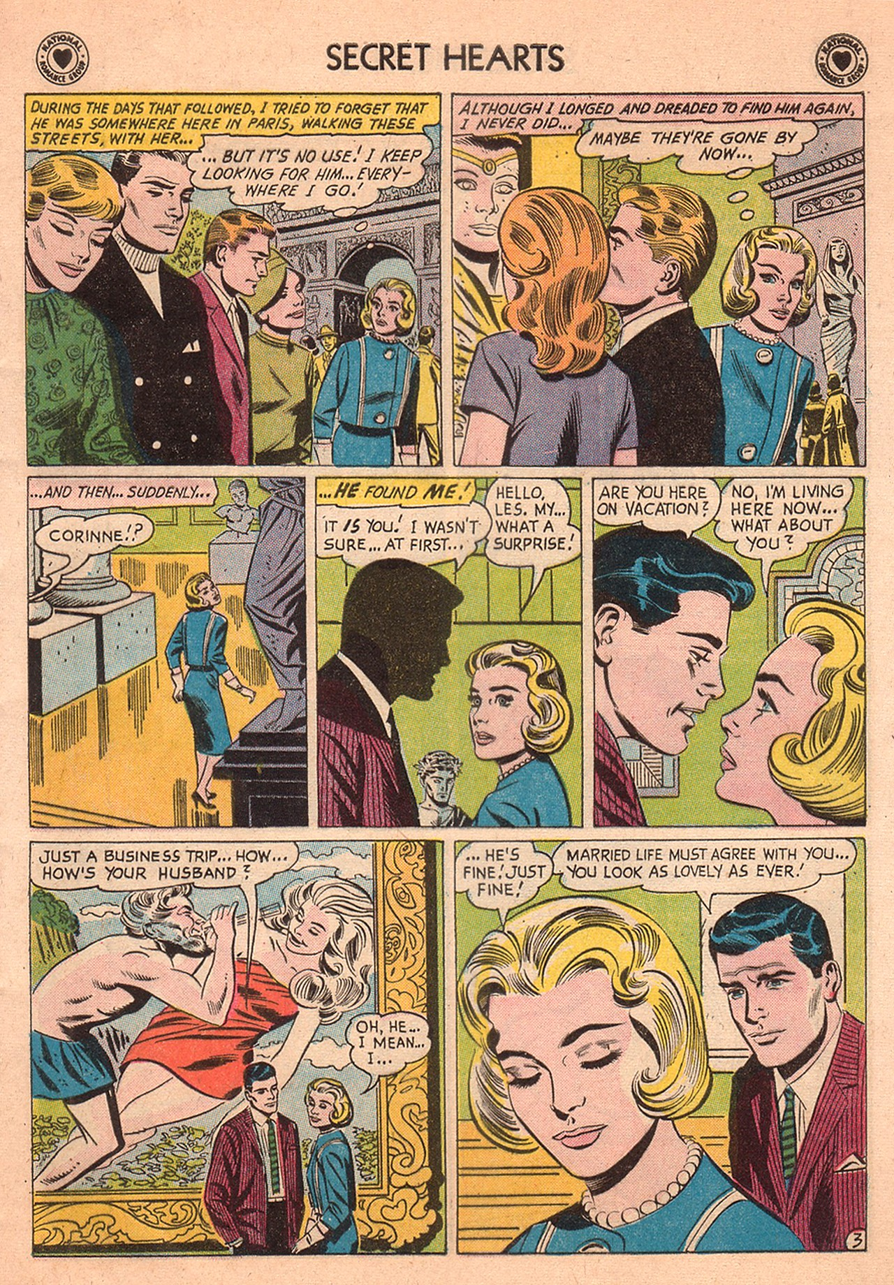 Read online Secret Hearts comic -  Issue #74 - 13