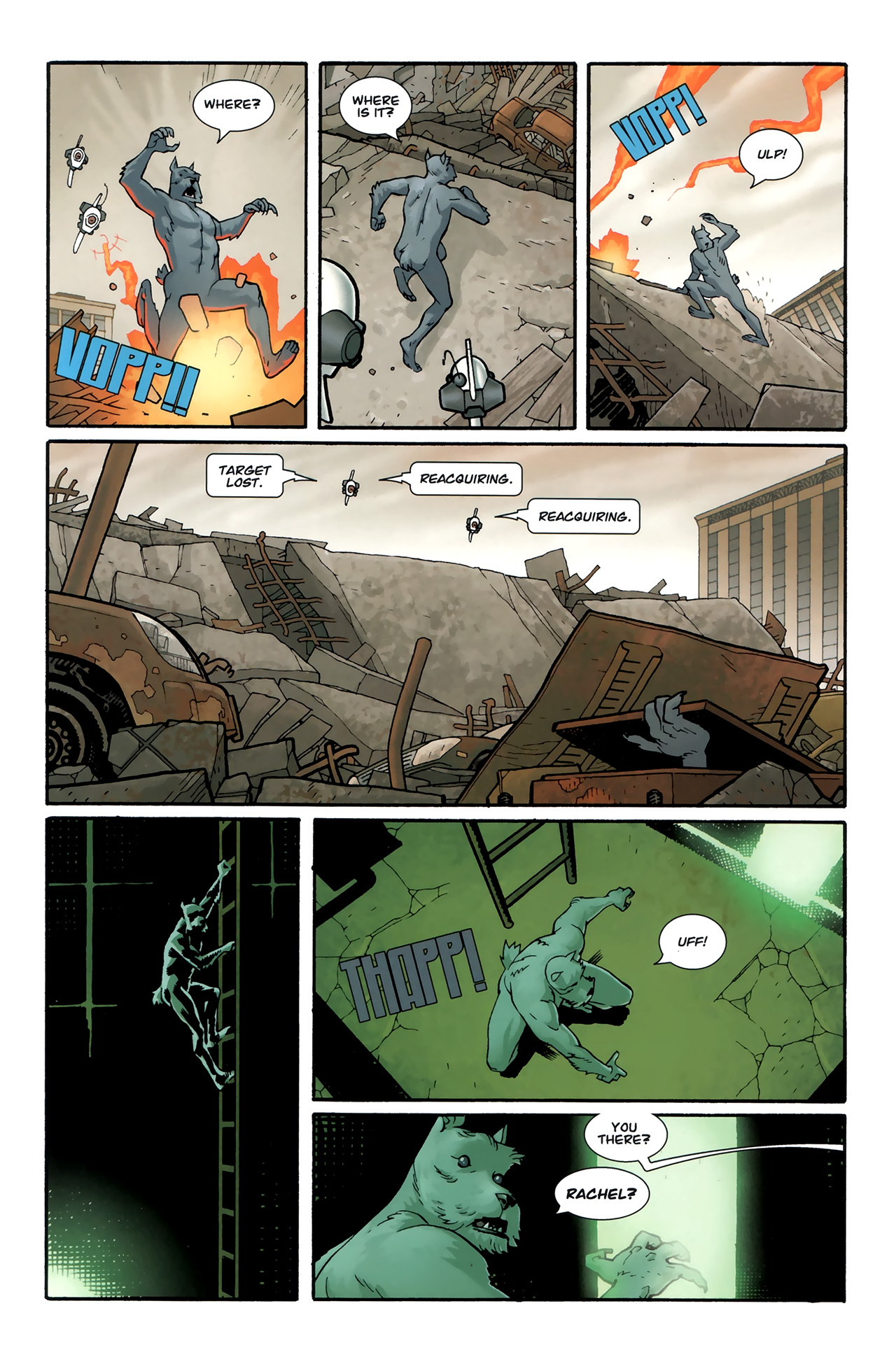 Read online Science Dog Special comic -  Issue #2 - 7