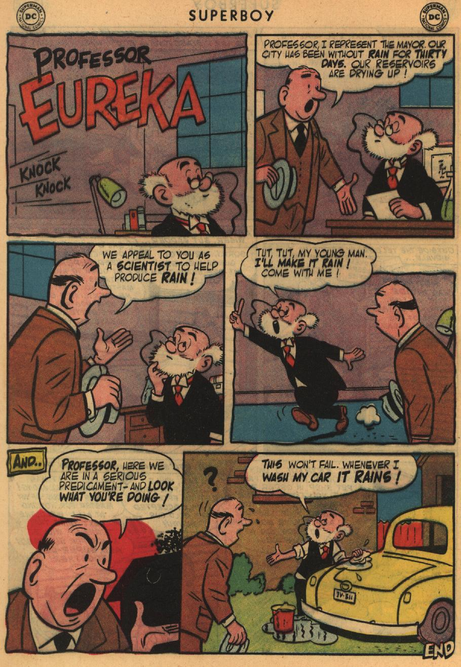 Superboy (1949) issue 64 - Page 29