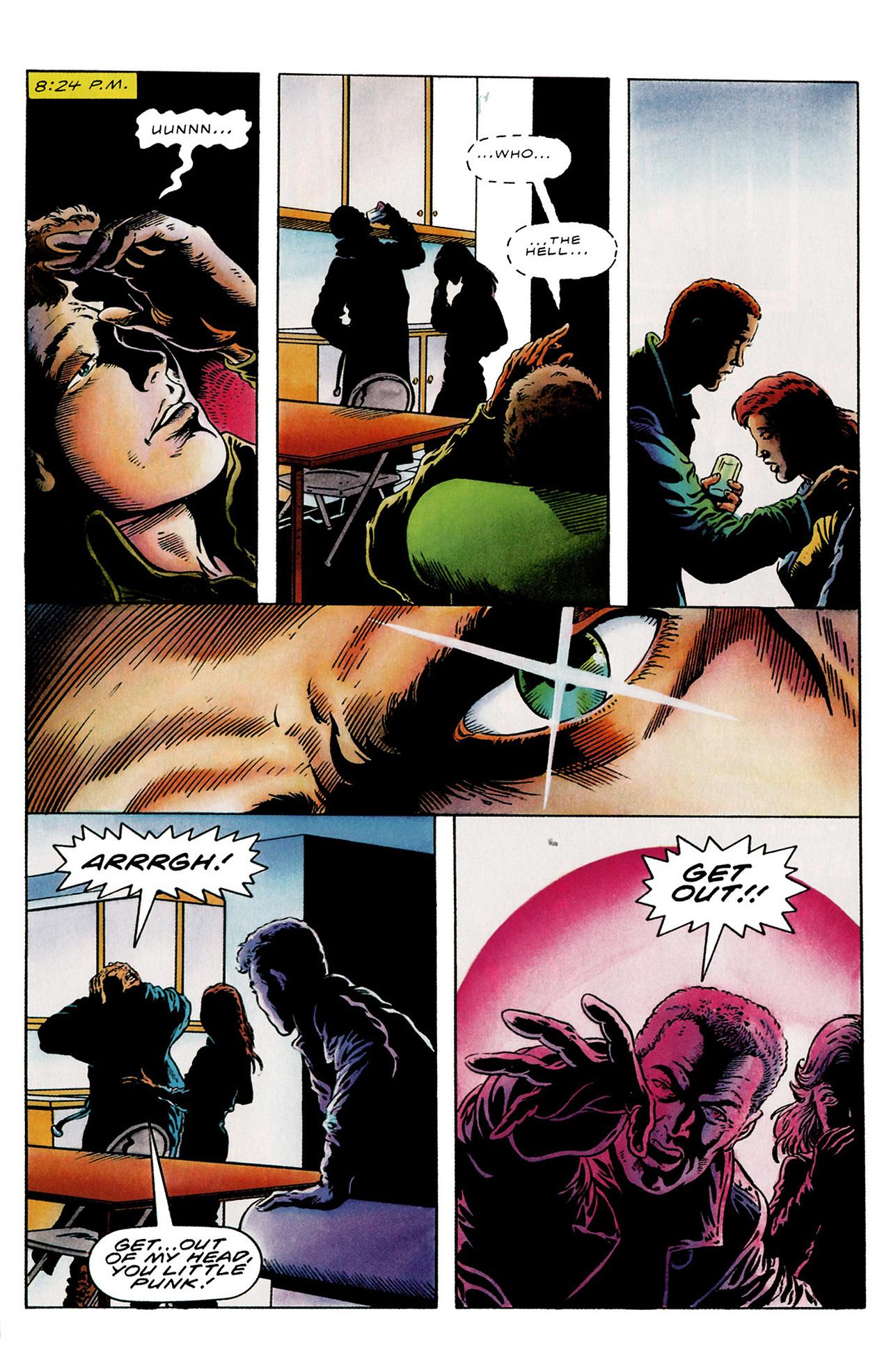 Read online Harbinger (1992) comic -  Issue #18 - 15