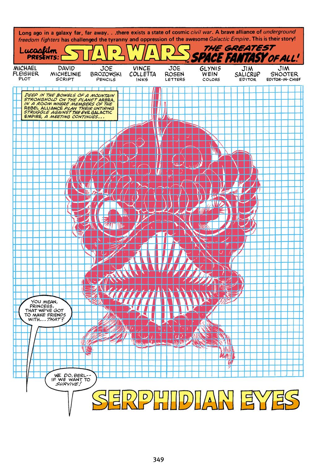 Read online Star Wars Omnibus comic -  Issue # Vol. 16 - 342