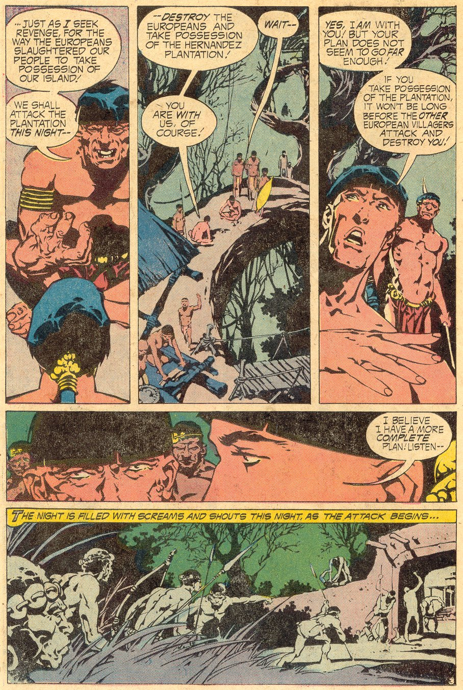Read online Adventure Comics (1938) comic -  Issue #433 - 19