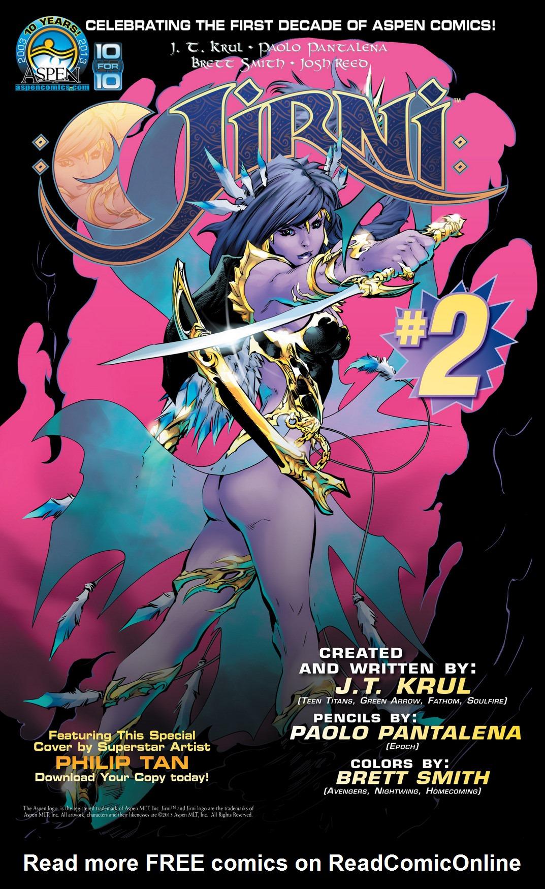 Read online Jirni comic -  Issue #1 - 23