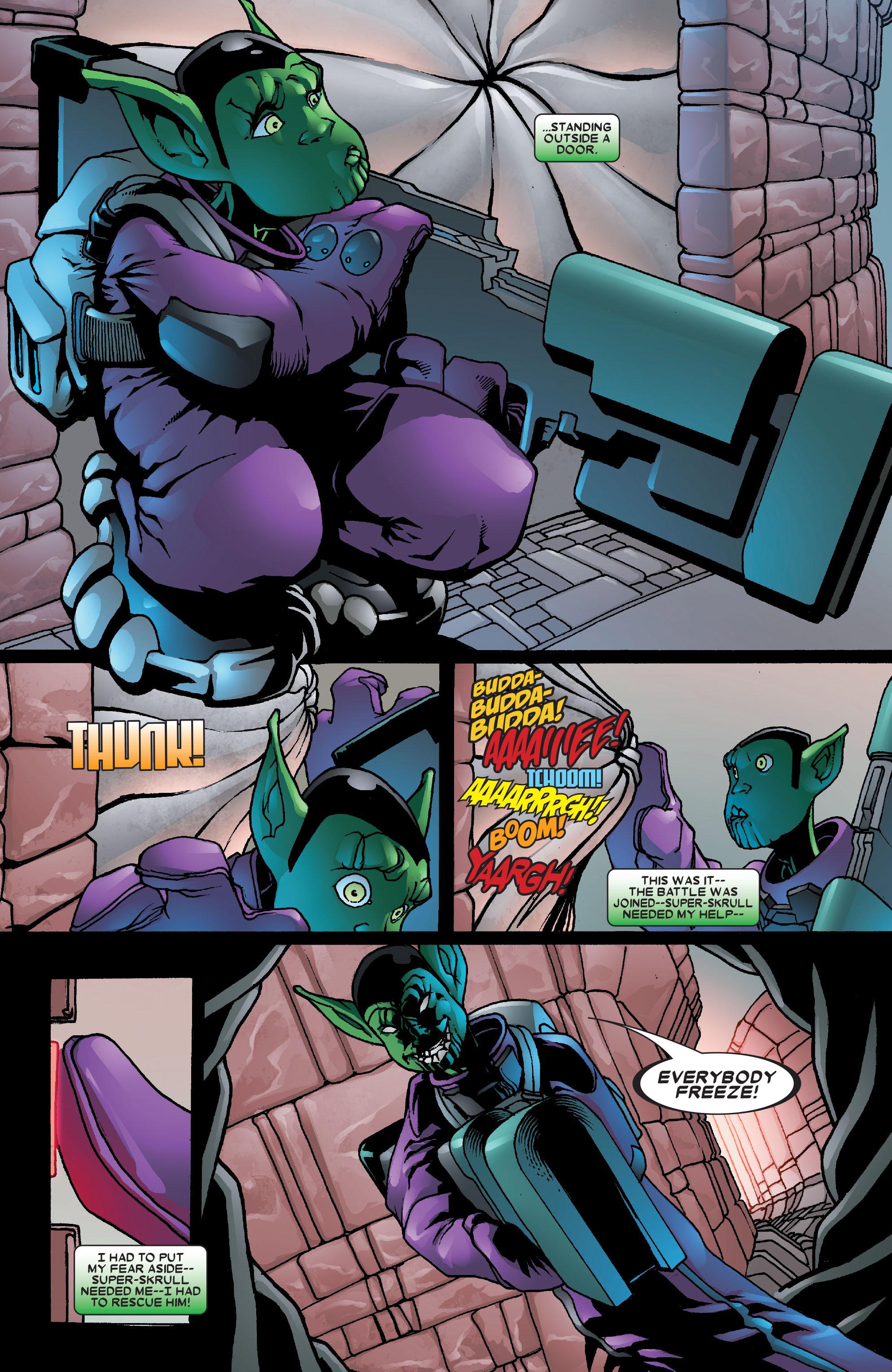 Read online Annihilation: Super-Skrull comic -  Issue #2 - 5
