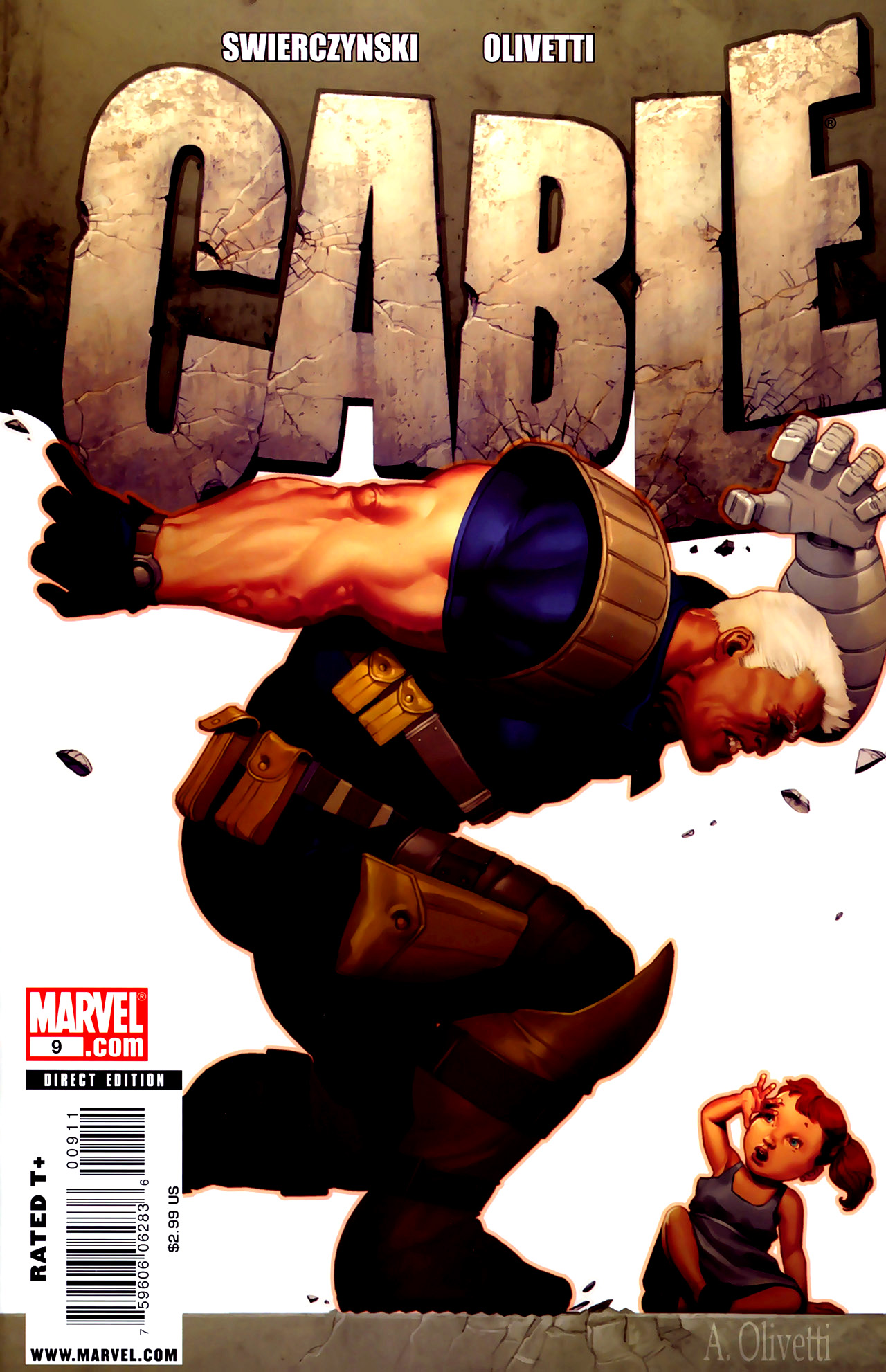 Cable (2008) 9 Page 1