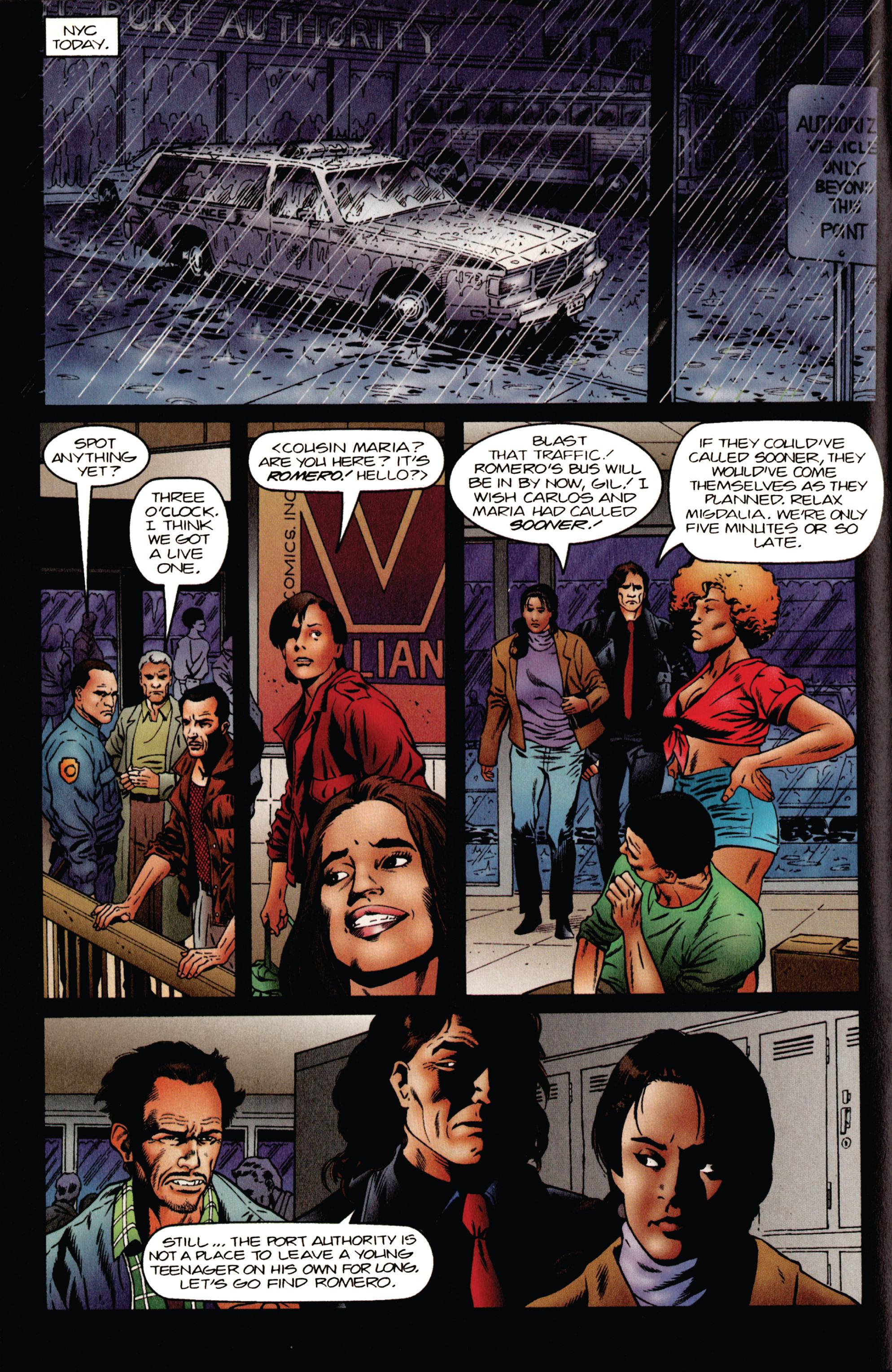 Read online Eternal Warrior (1992) comic -  Issue #39 - 8