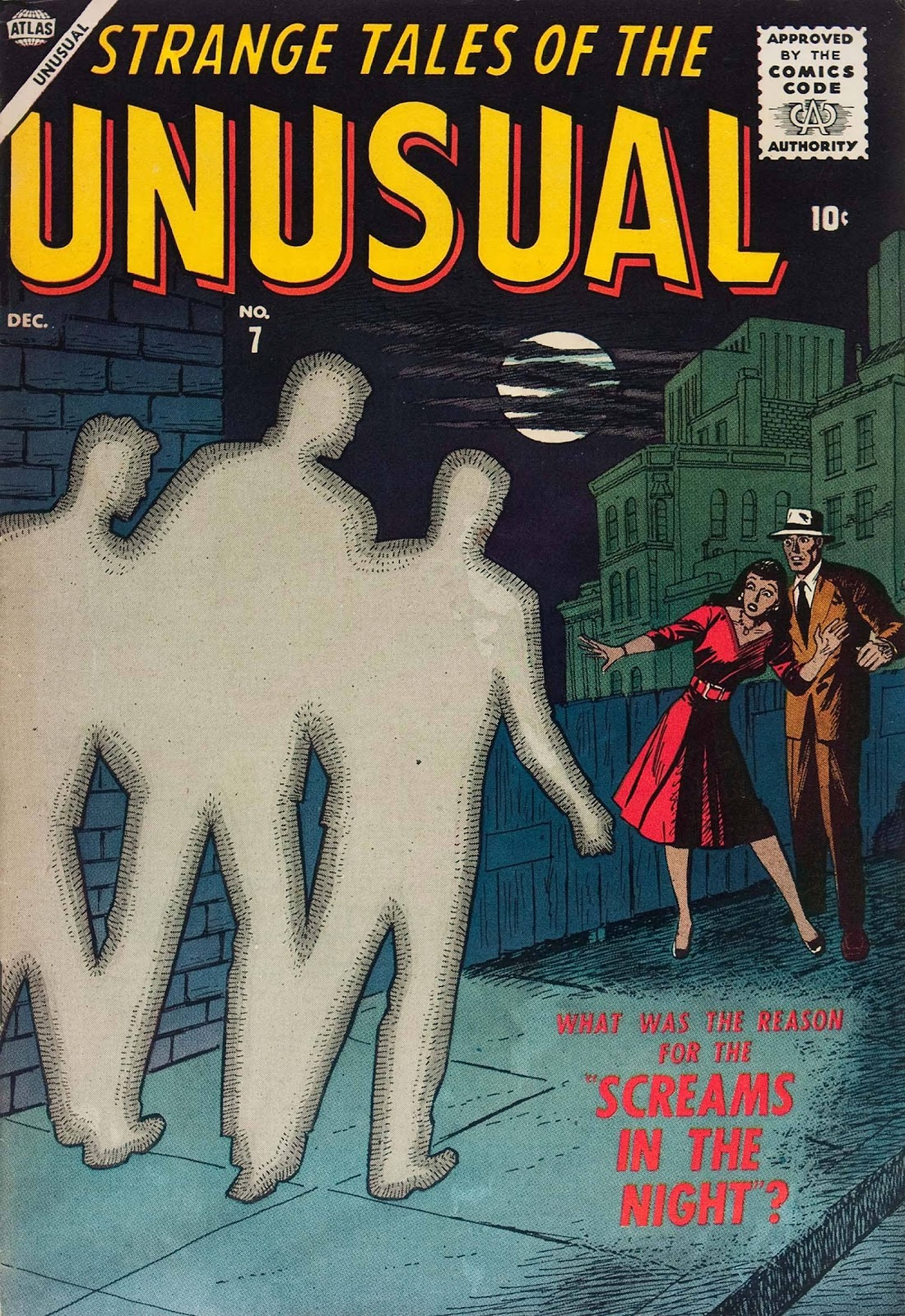 Strange Tales of the Unusual 7 Page 1