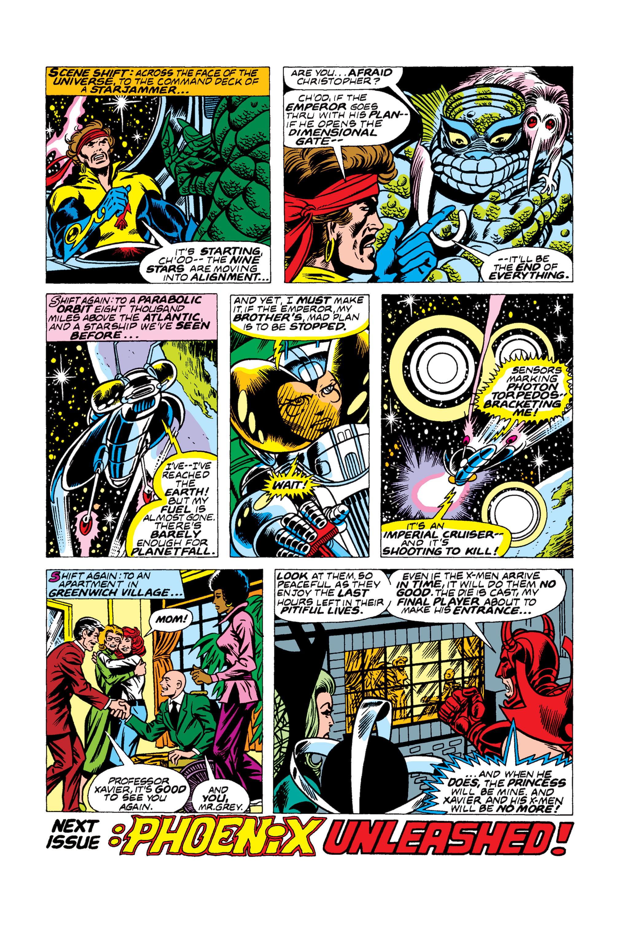 Uncanny X-Men (1963) 104 Page 16