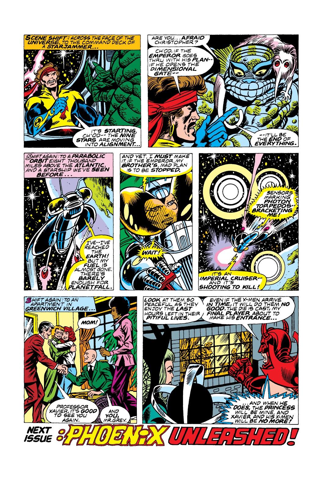 Uncanny X-Men (1963) issue 104 - Page 17