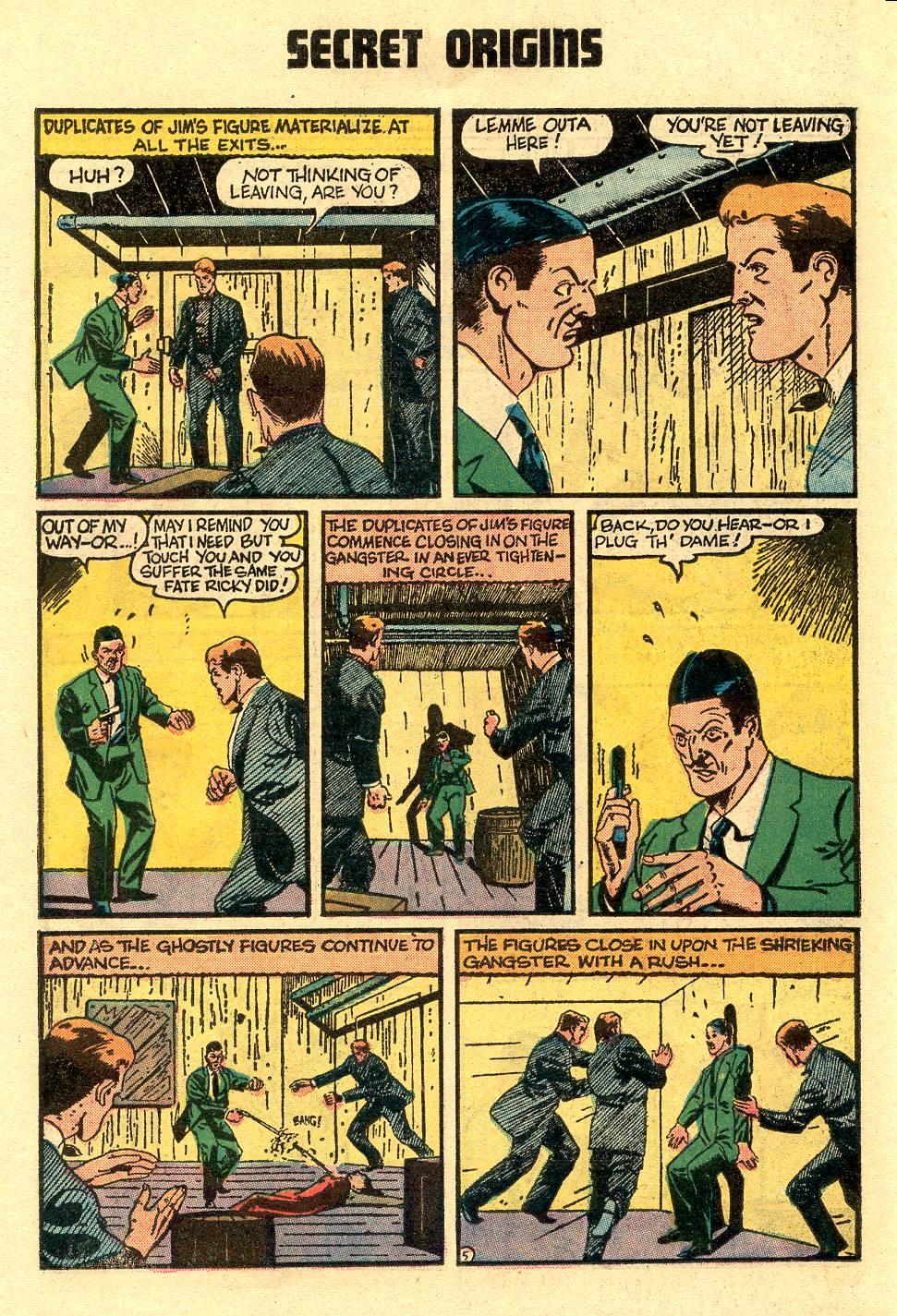 Read online Secret Origins (1973) comic -  Issue #5 - 26