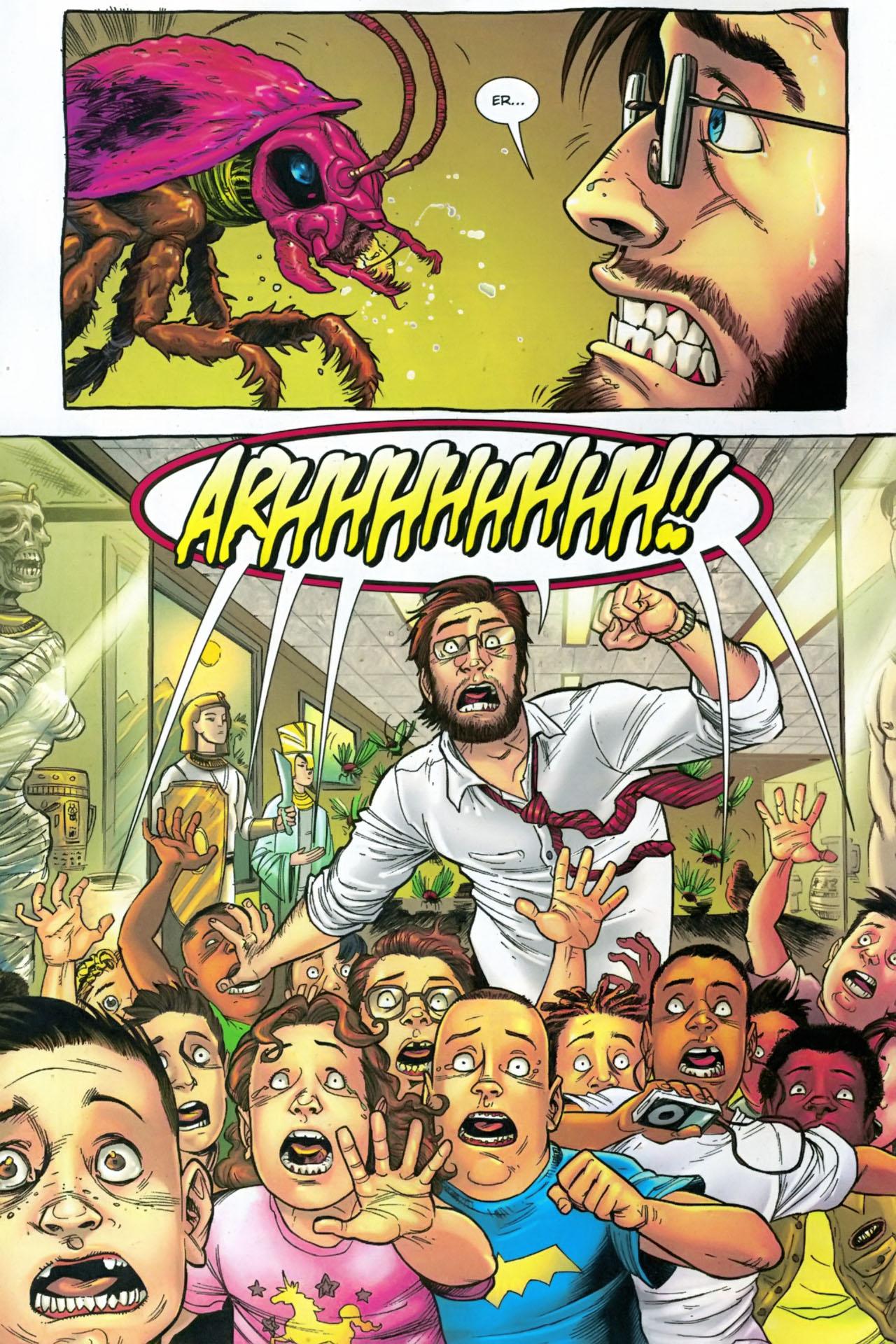 Read online The Exterminators comic -  Issue #28 - 3