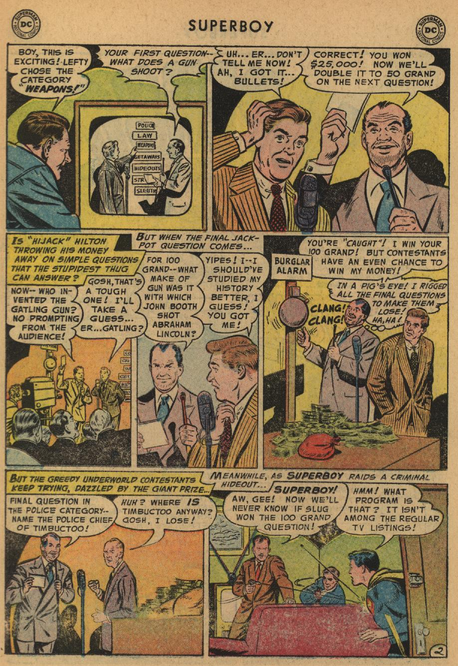 Superboy (1949) issue 47 - Page 12