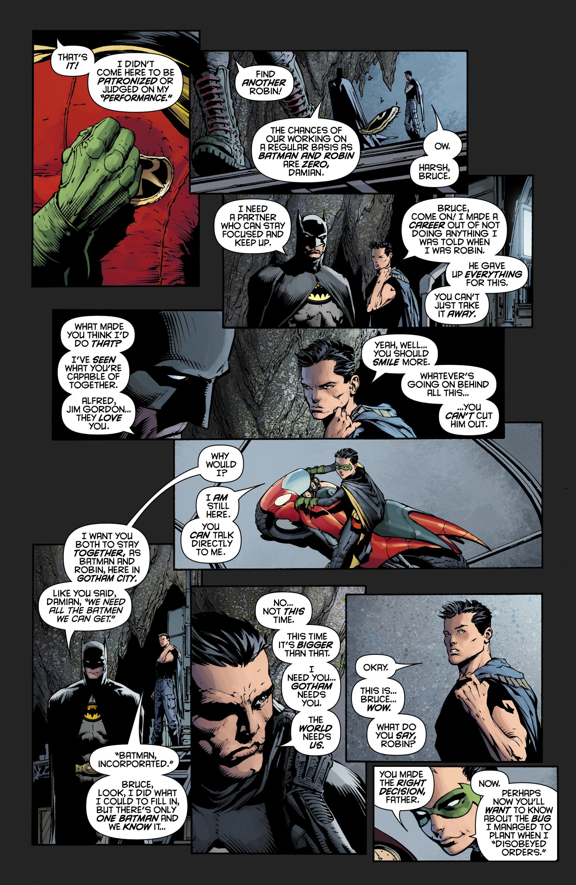 Read online Batman: The Return comic -  Issue # Full - 25