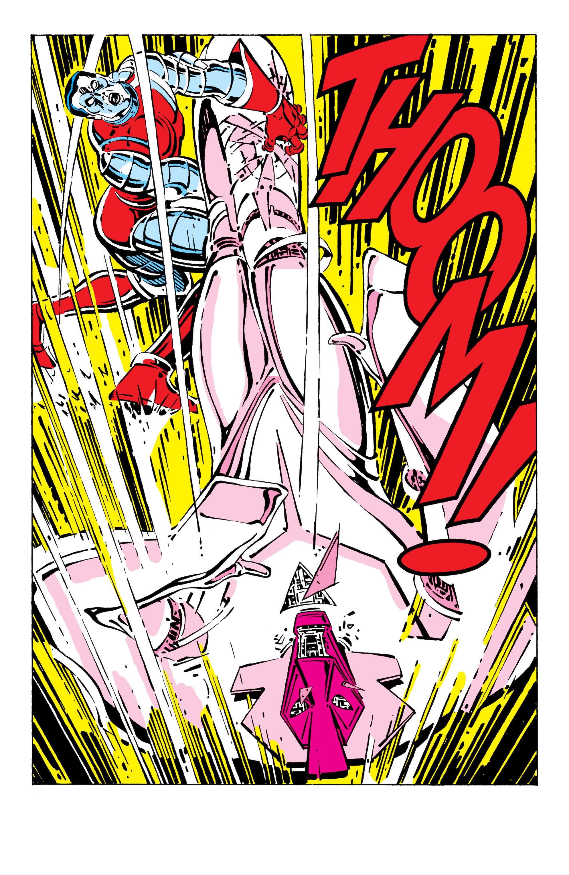 Read online Uncanny X-Men (1963) comic -  Issue #209 - 19