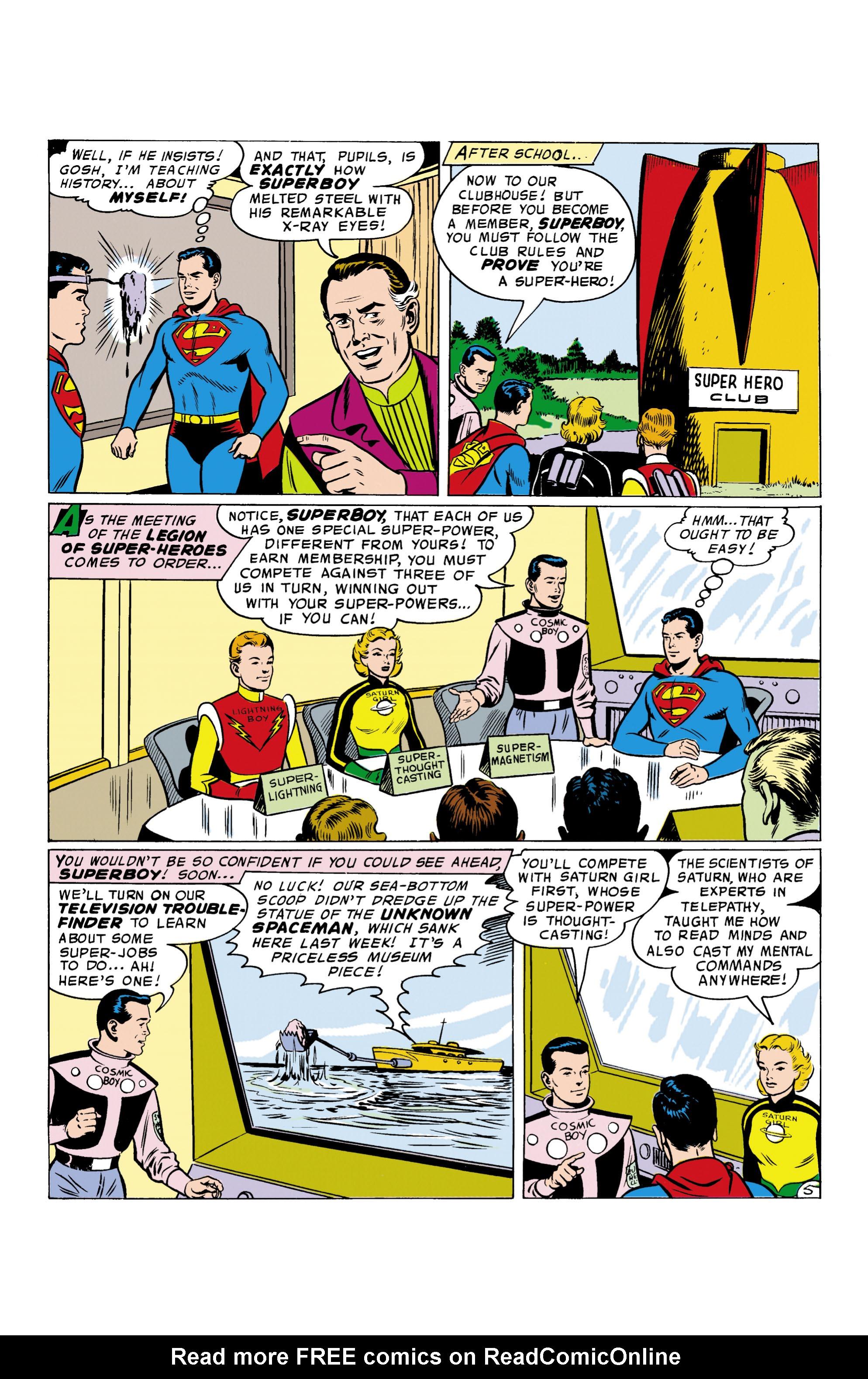 Dc Comics Presents Legion Of Super Heroes 2 Read Dc Comics