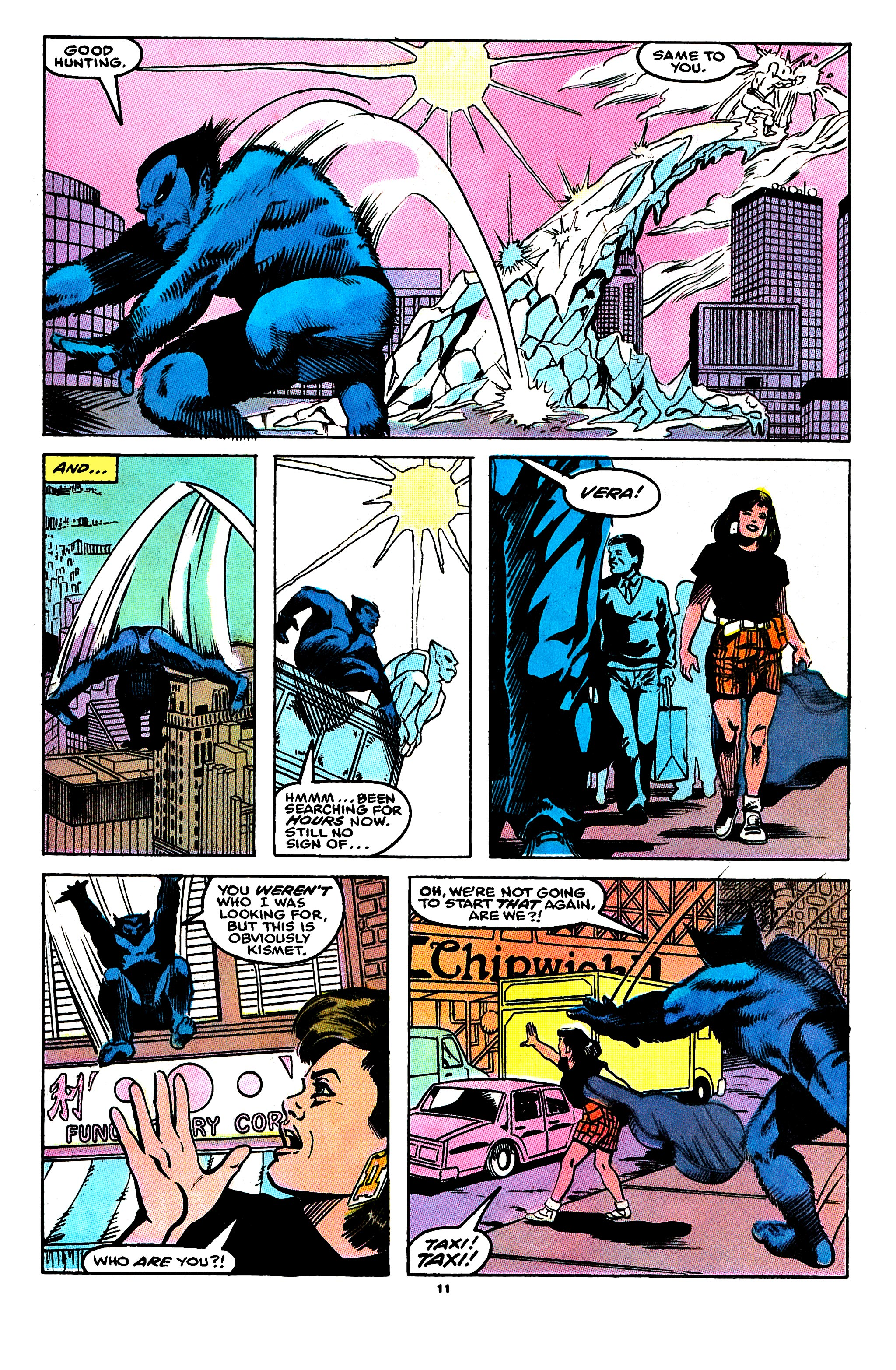 Read online X-Factor (1986) comic -  Issue #55 - 9