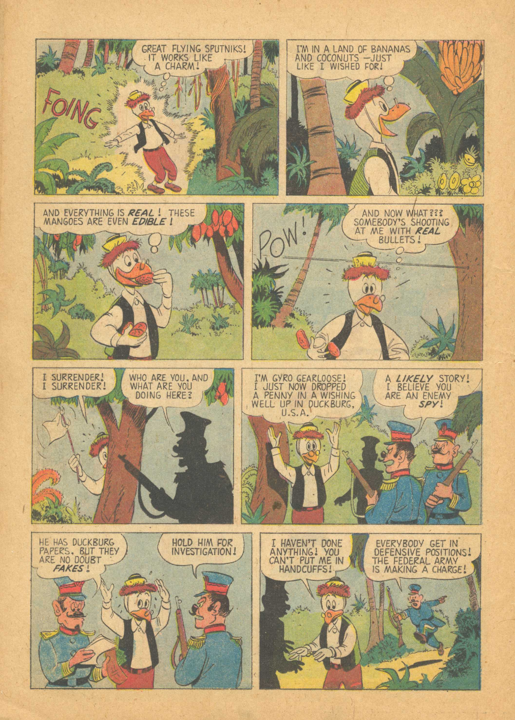 Read online Uncle Scrooge (1953) comic -  Issue #25 - 24