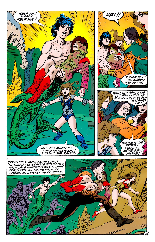 Read online Atlantis Chronicles comic -  Issue #7 - 23