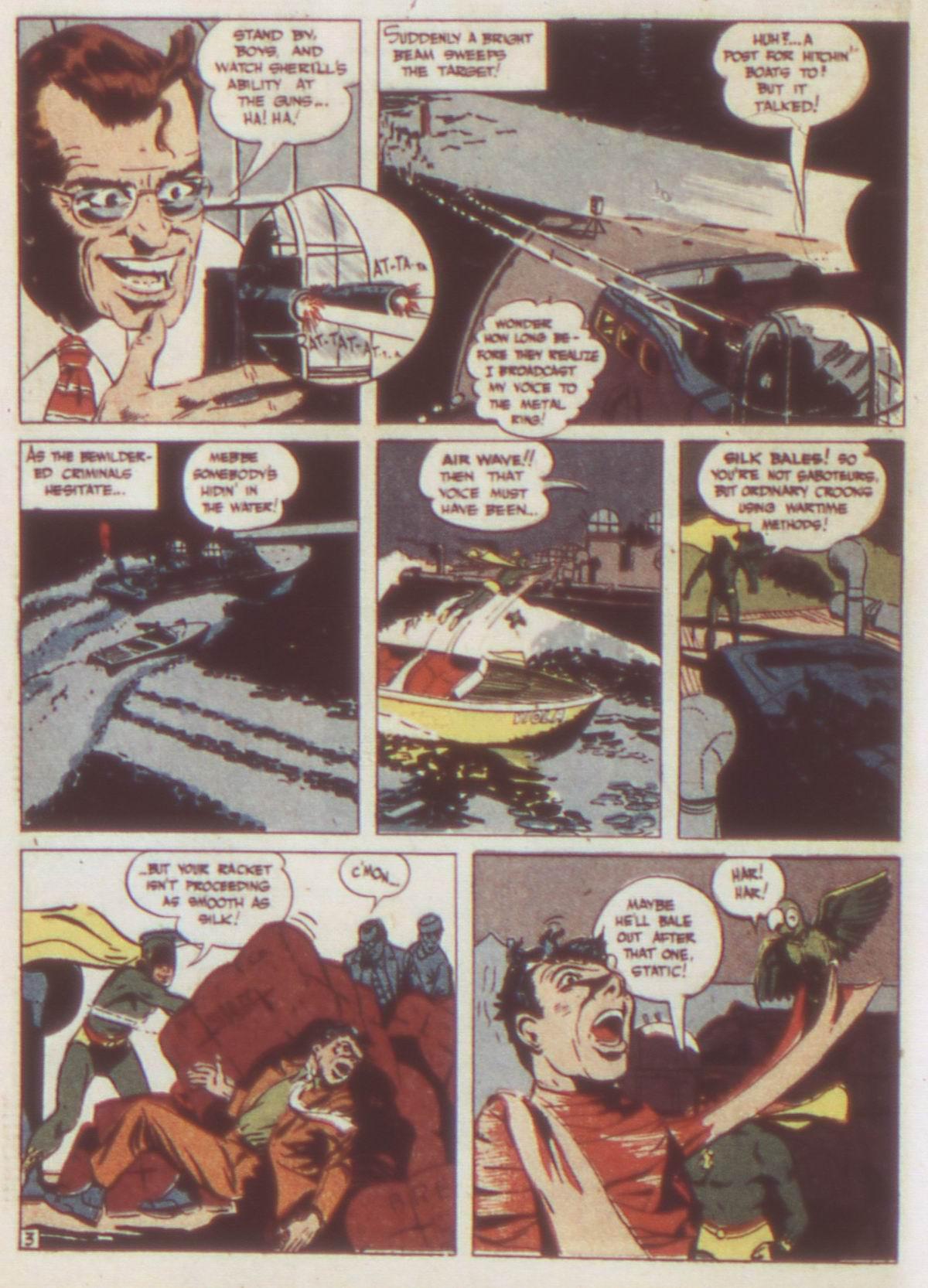 Read online Detective Comics (1937) comic -  Issue #82 - 40