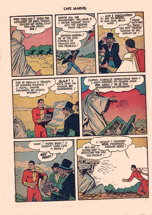 Captain Marvel Adventures issue 89 - Page 10