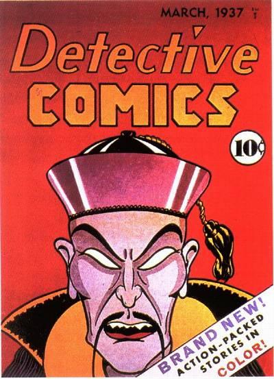 Read online Detective Comics (1937) comic -  Issue #1 - 2