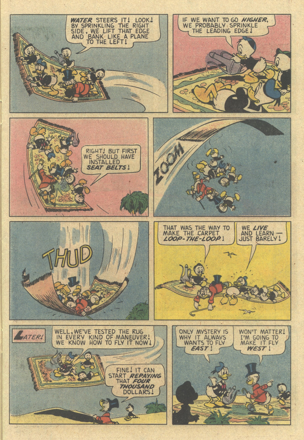 Read online Uncle Scrooge (1953) comic -  Issue #187 - 11